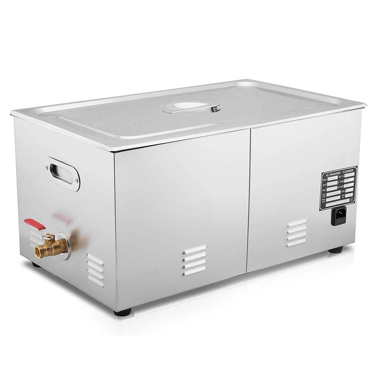 Vaschetta-Vasca-Ultrasuoni-Lavatrice-Pulitore-Ad-Ultrasuoni miniatura 100