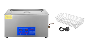 ultrasonic cleaner, 26-30L, jewelry cleaner