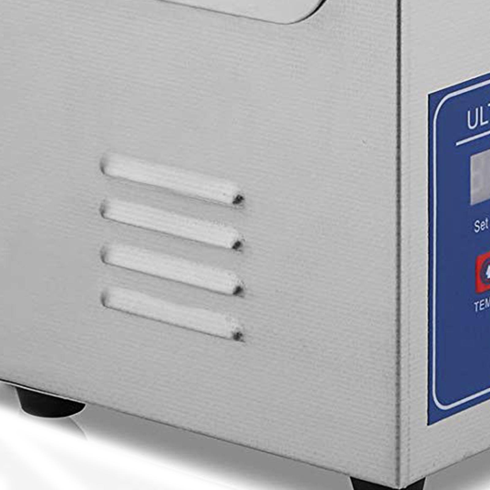 Vaschetta-Vasca-Ultrasuoni-Lavatrice-Pulitore-Ad-Ultrasuoni miniatura 32