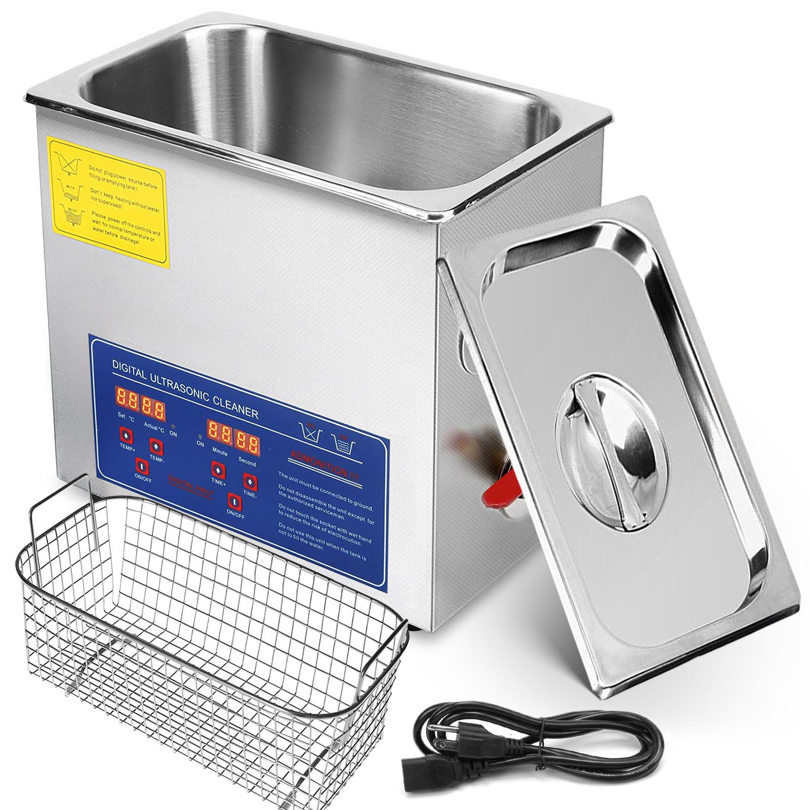 Vaschetta-Vasca-Ultrasuoni-Lavatrice-Pulitore-Ad-Ultrasuoni miniatura 60