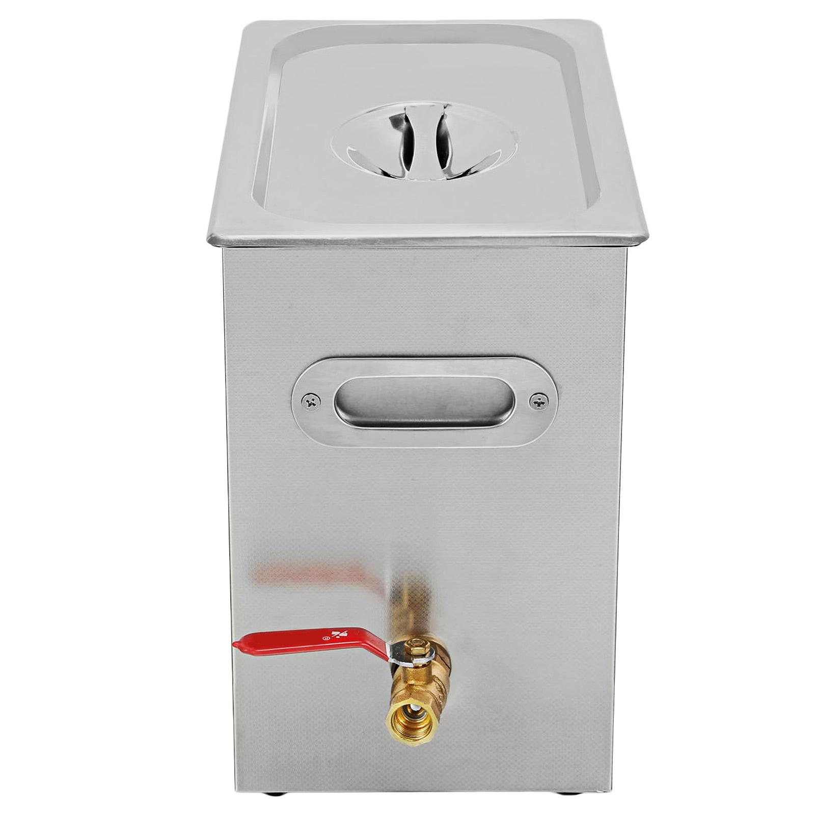Vaschetta-Vasca-Ultrasuoni-Lavatrice-Pulitore-Ad-Ultrasuoni miniatura 52