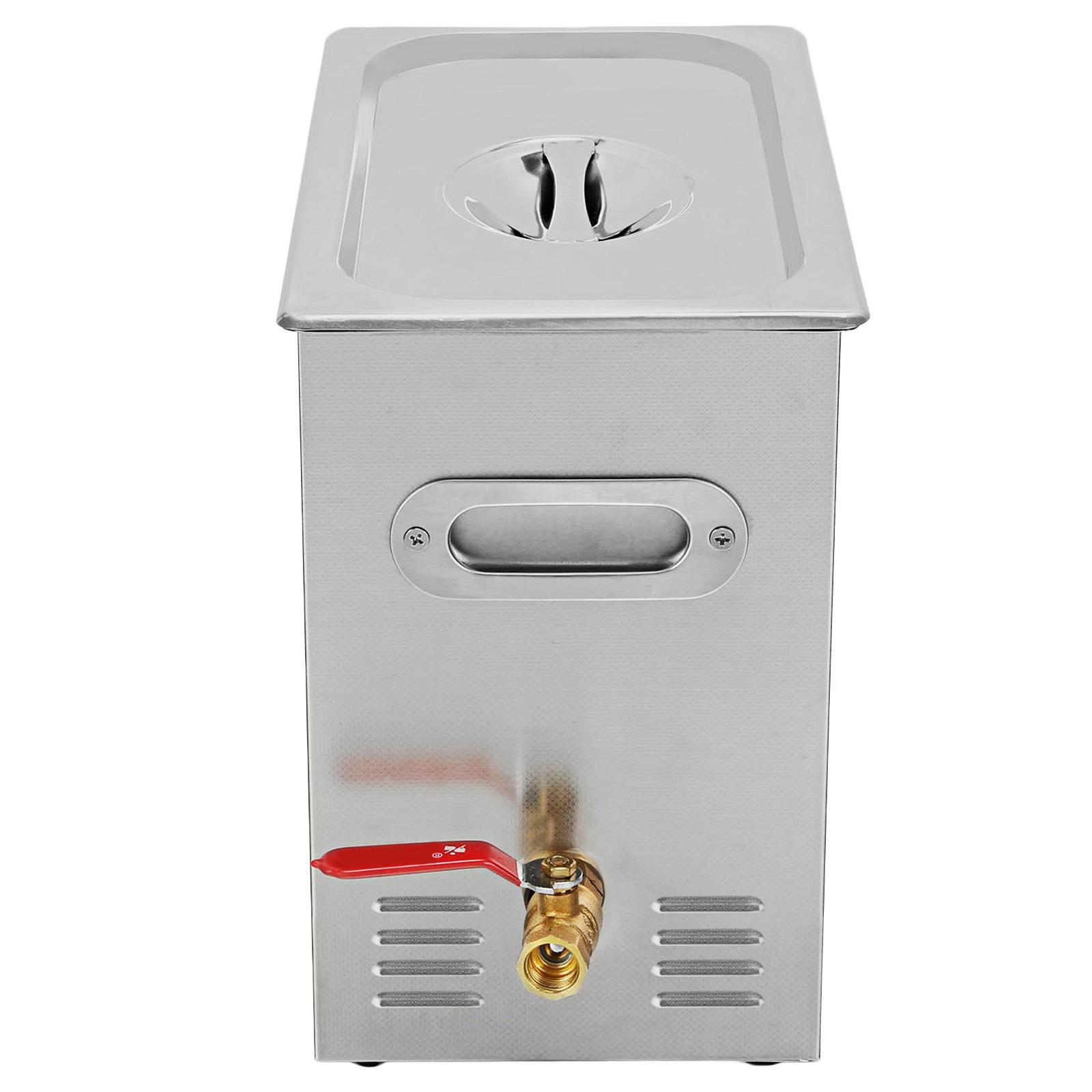 Vaschetta-Vasca-Ultrasuoni-Lavatrice-Pulitore-Ad-Ultrasuoni miniatura 63