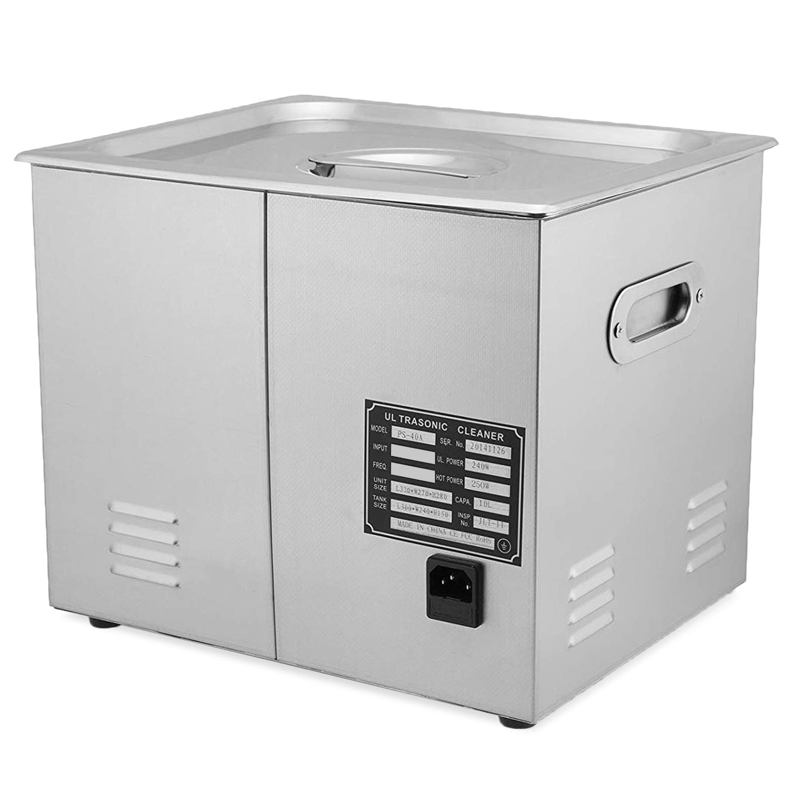Vaschetta-Vasca-Ultrasuoni-Lavatrice-Pulitore-Ad-Ultrasuoni miniatura 64