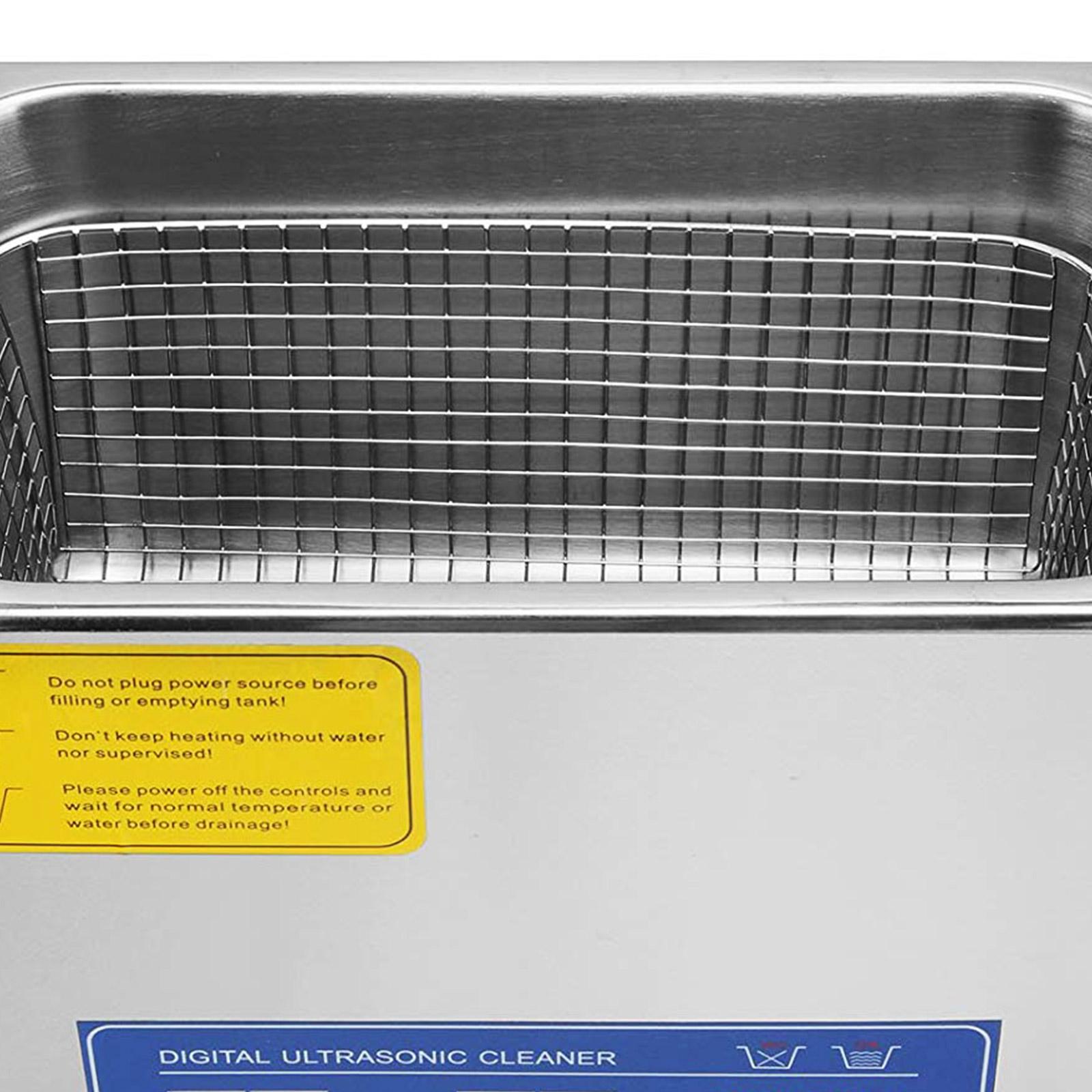 Vaschetta-Vasca-Ultrasuoni-Lavatrice-Pulitore-Ad-Ultrasuoni miniatura 79