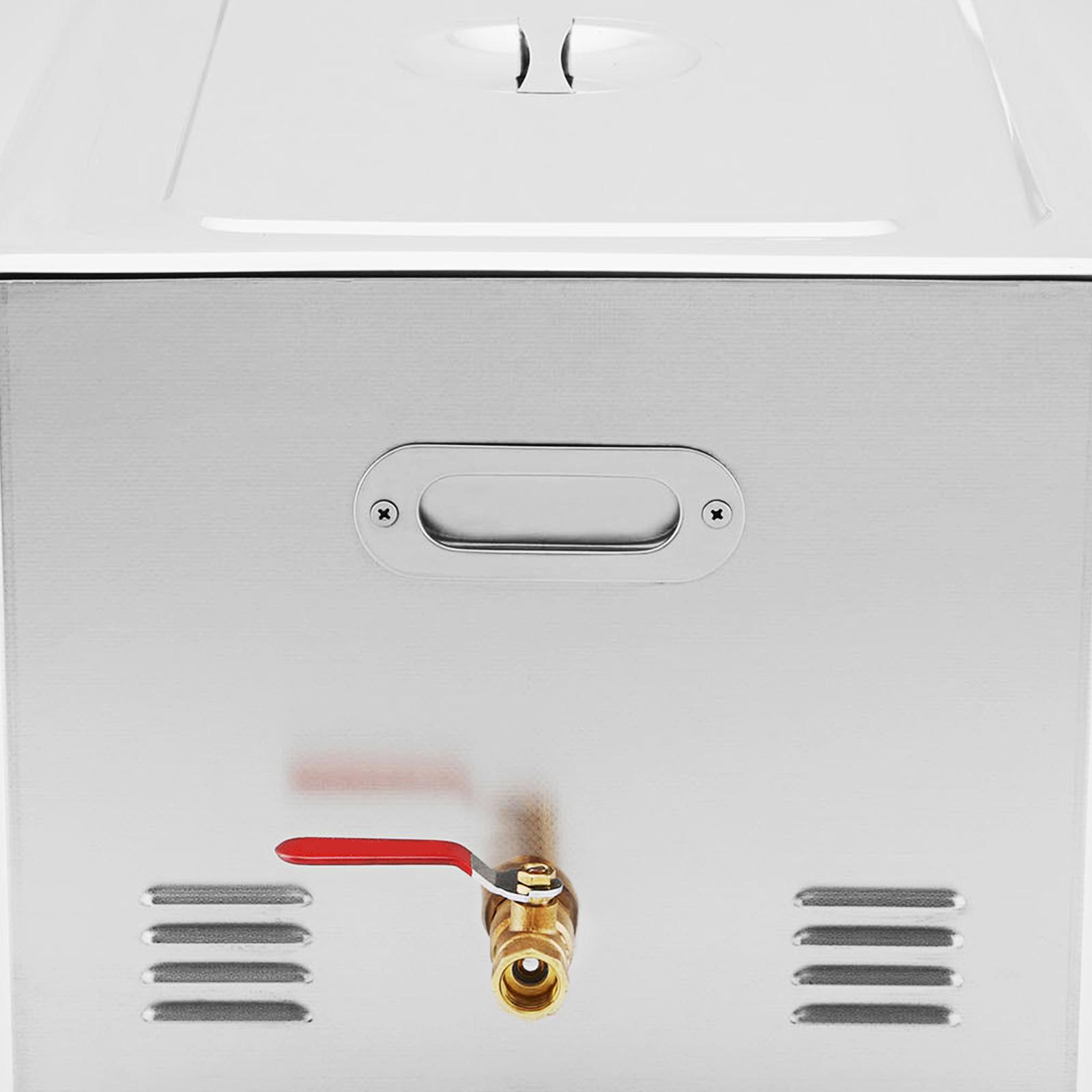 Vaschetta-Vasca-Ultrasuoni-Lavatrice-Pulitore-Ad-Ultrasuoni miniatura 94