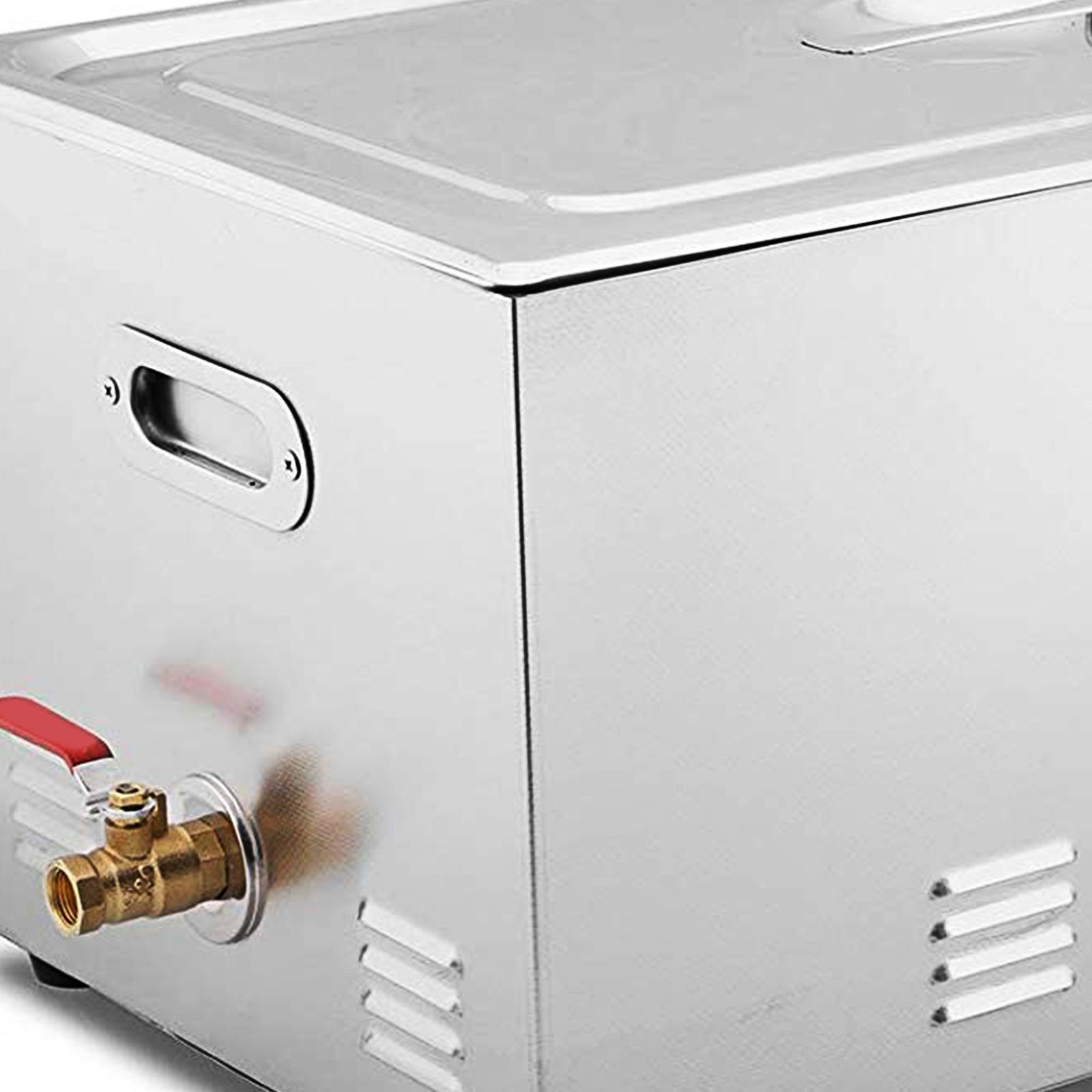 Vaschetta-Vasca-Ultrasuoni-Lavatrice-Pulitore-Ad-Ultrasuoni miniatura 91