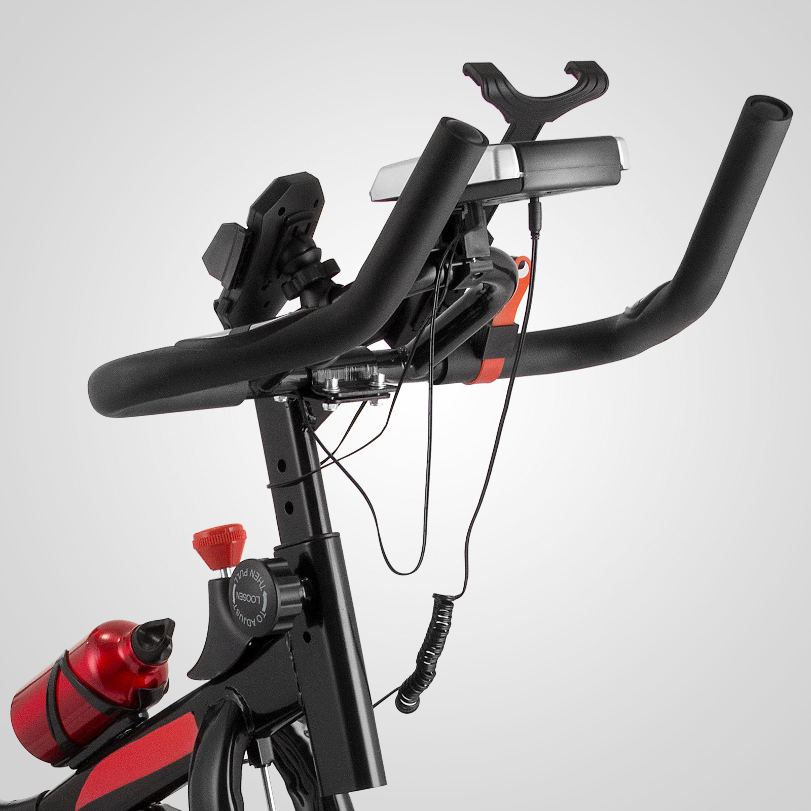 Exercise Bike In Water: Stationary Exercise Bicycle Indoor Bike Water Bottle