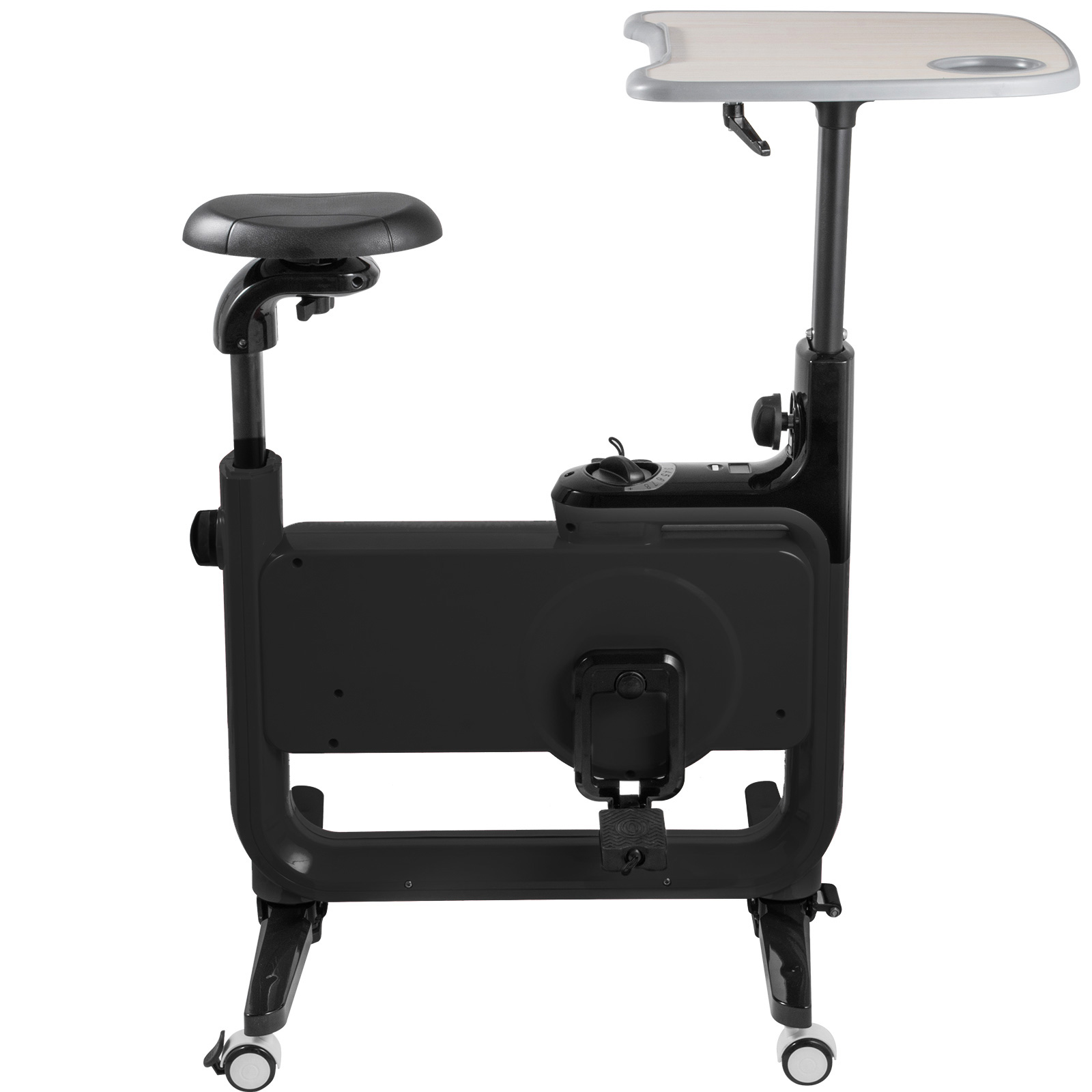 Multi-style-Magnetic-Exercise-Bike-office-Bicycle-under-Desk-Fitness-Cardio miniature 22