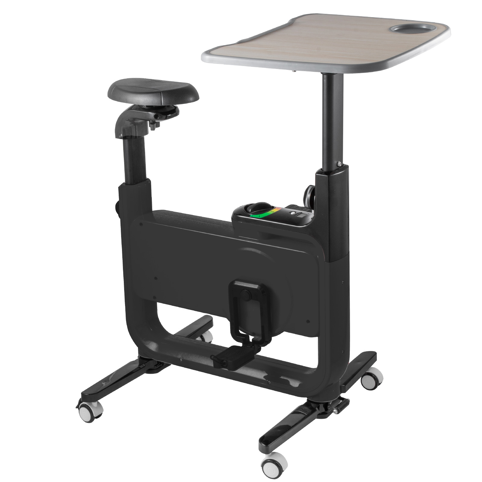Multi-style-Magnetic-Exercise-Bike-office-Bicycle-under-Desk-Fitness-Cardio miniature 23