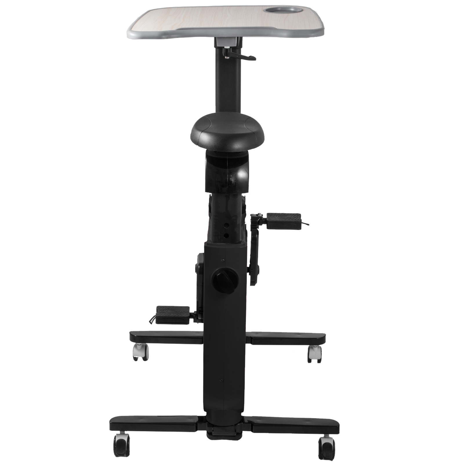 Multi-style-Magnetic-Exercise-Bike-office-Bicycle-under-Desk-Fitness-Cardio miniature 24