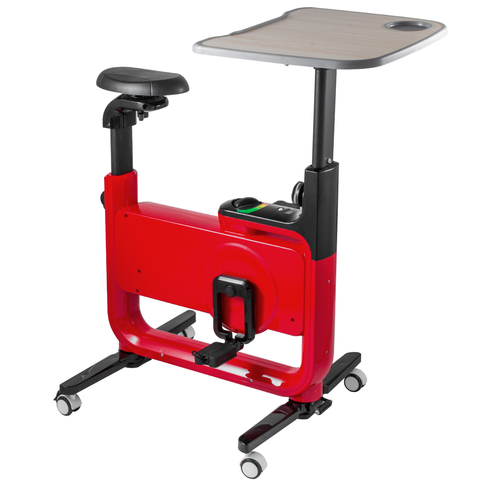Multi-style-Magnetic-Exercise-Bike-office-Bicycle-under-Desk-Fitness-Cardio miniature 35