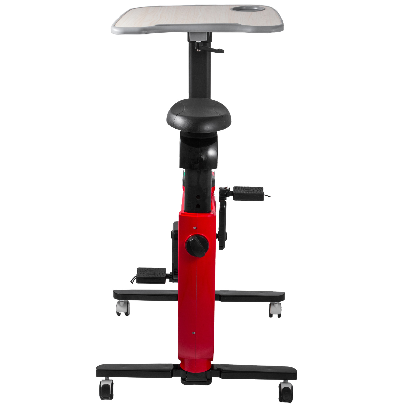 Multi-style-Magnetic-Exercise-Bike-office-Bicycle-under-Desk-Fitness-Cardio miniature 36