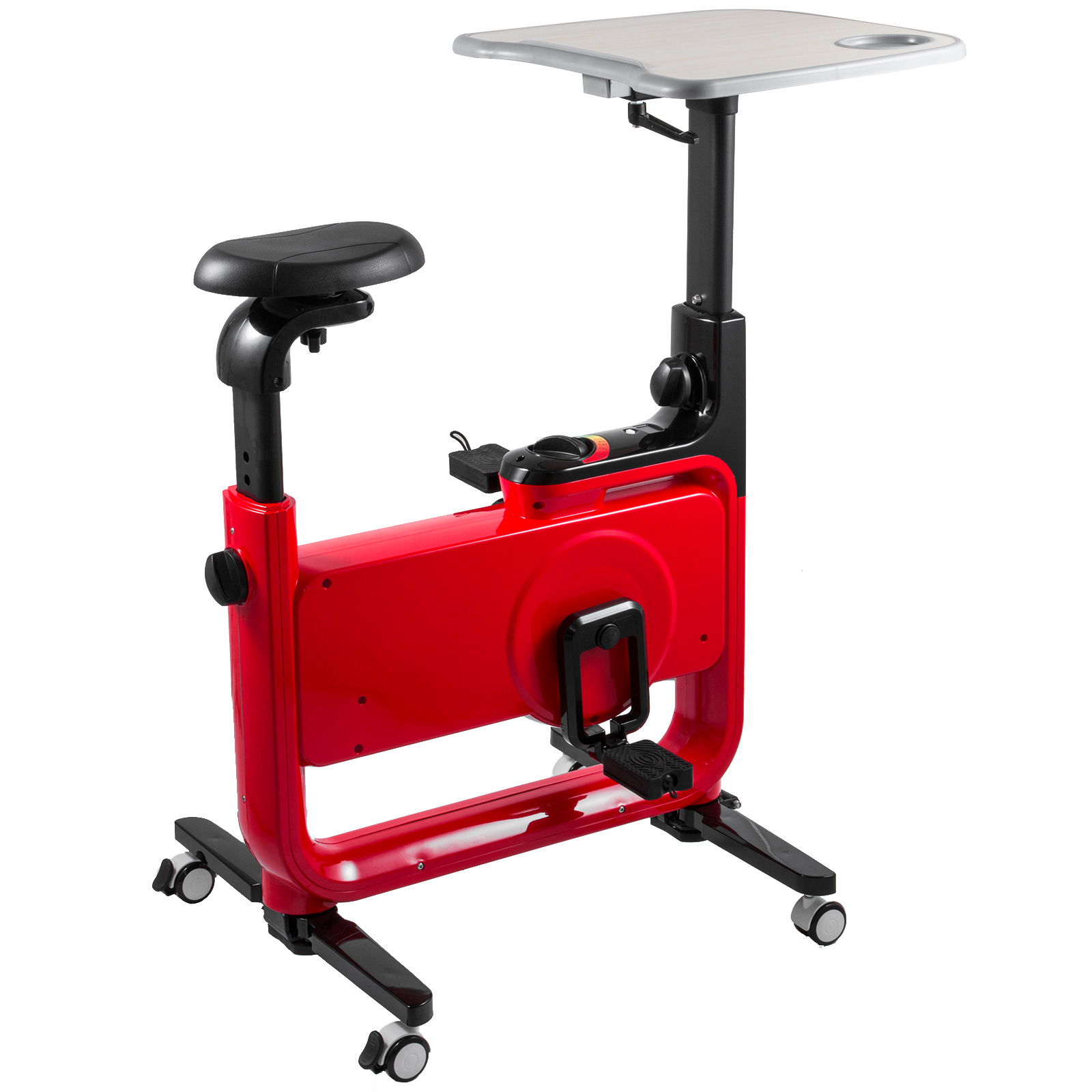 Multi-style-Magnetic-Exercise-Bike-office-Bicycle-under-Desk-Fitness-Cardio miniature 33