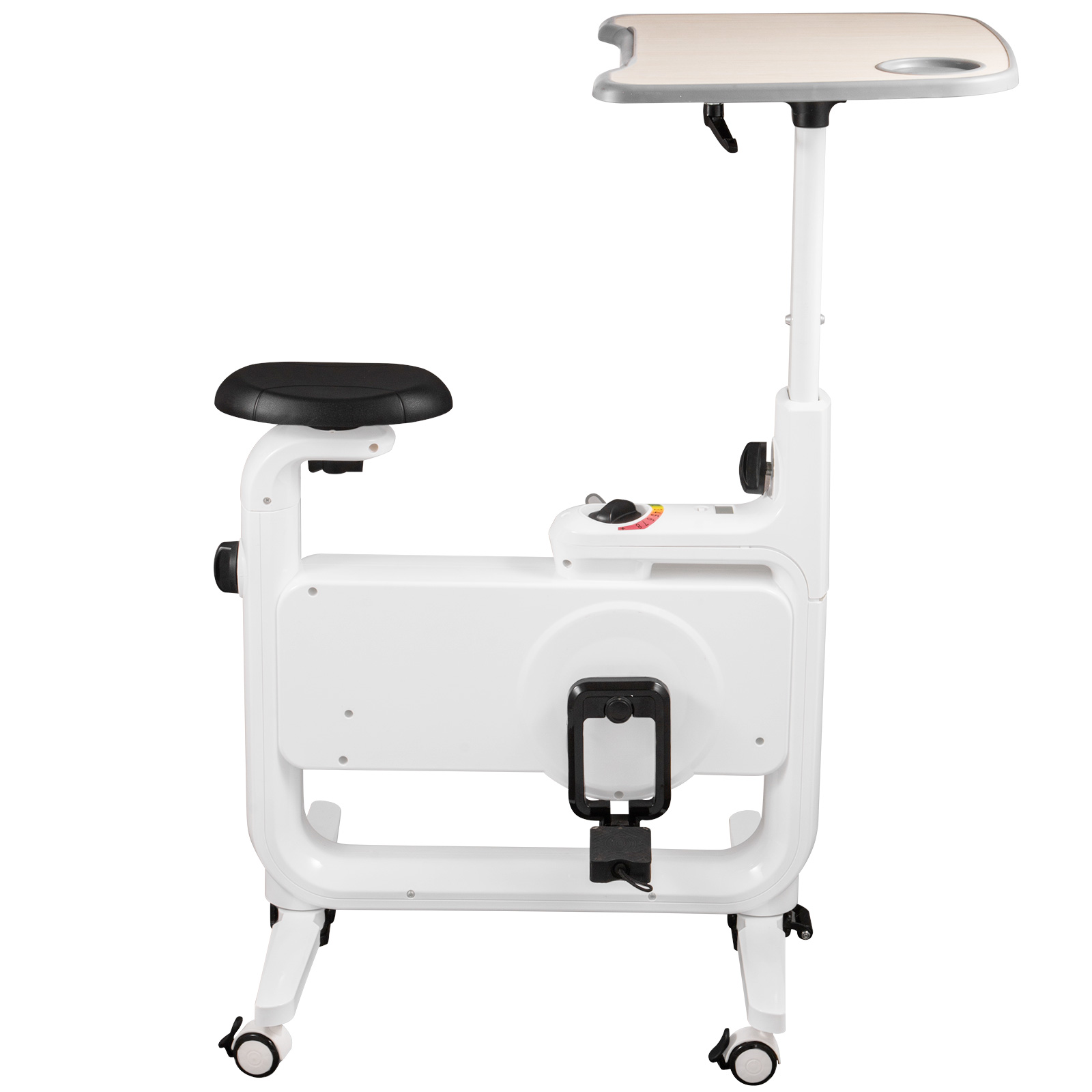 Multi-style-Magnetic-Exercise-Bike-office-Bicycle-under-Desk-Fitness-Cardio miniature 46