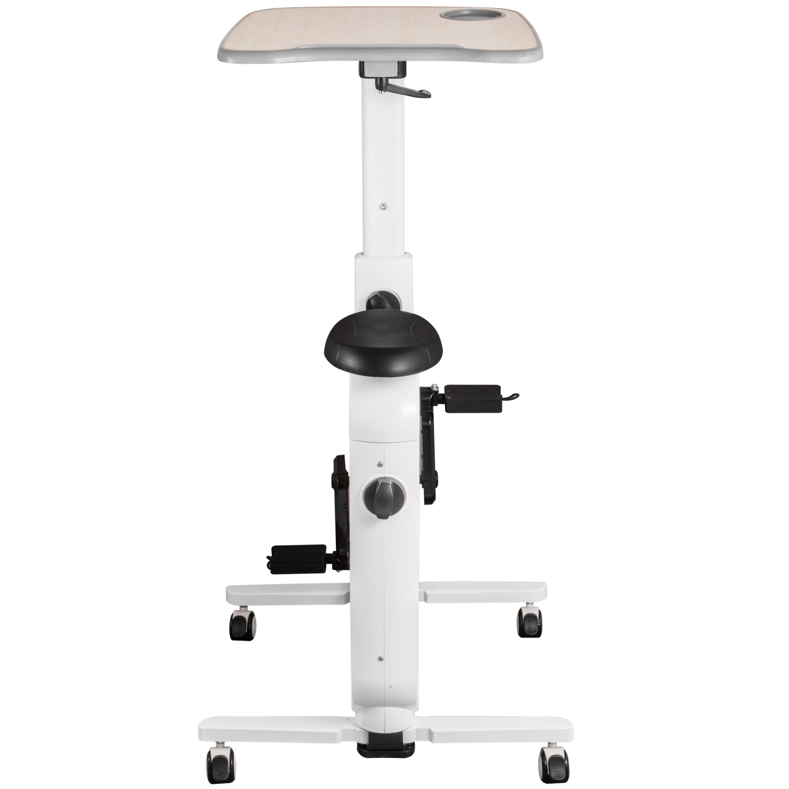 Multi-style-Magnetic-Exercise-Bike-office-Bicycle-under-Desk-Fitness-Cardio miniature 47
