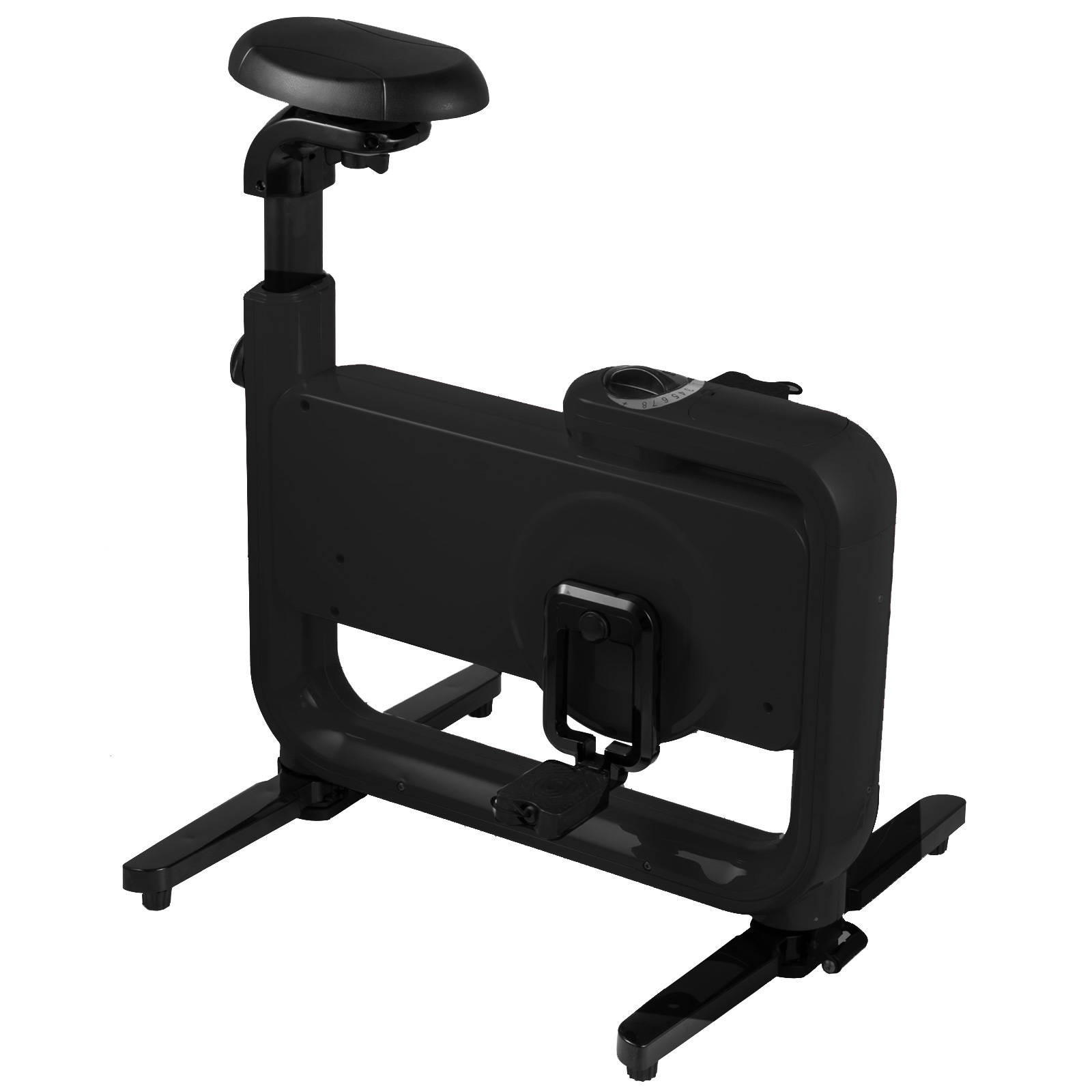 Multi-style-Magnetic-Exercise-Bike-office-Bicycle-under-Desk-Fitness-Cardio miniature 59