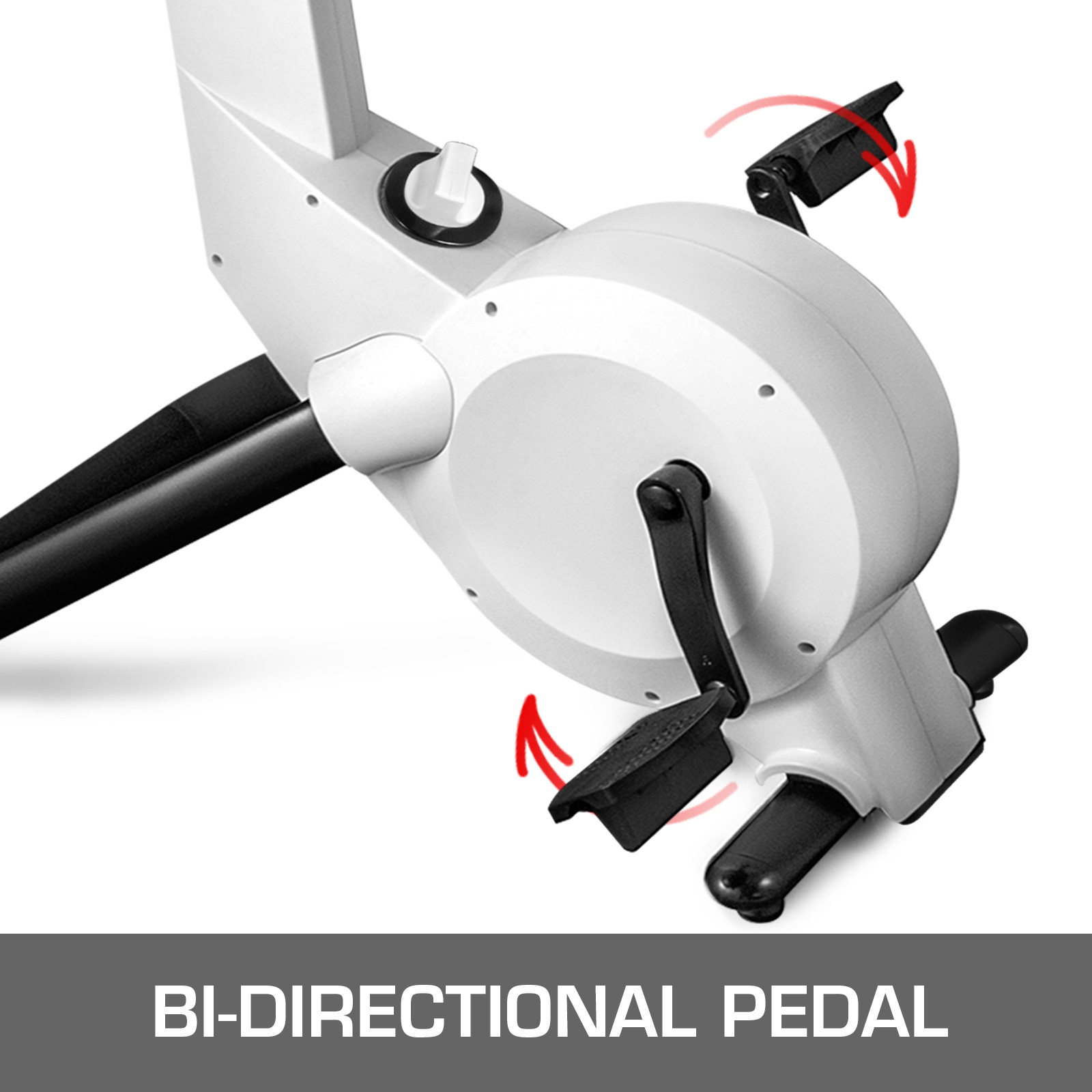 Multi-style-Magnetic-Exercise-Bike-office-Bicycle-under-Desk-Fitness-Cardio miniature 88
