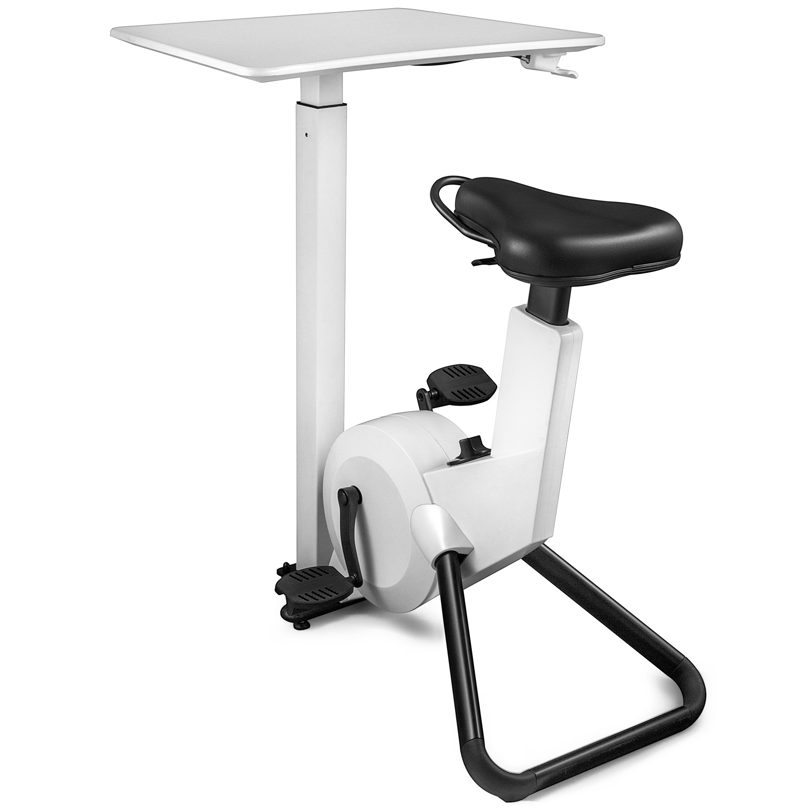 Multi-style-Magnetic-Exercise-Bike-office-Bicycle-under-Desk-Fitness-Cardio miniature 120