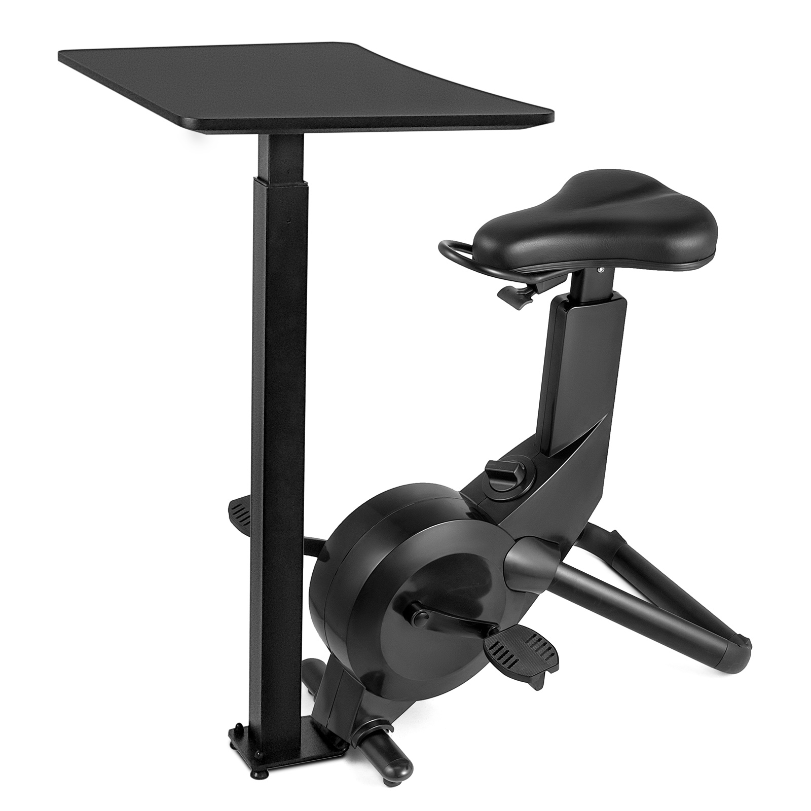 Multi-style-Magnetic-Exercise-Bike-office-Bicycle-under-Desk-Fitness-Cardio miniature 130