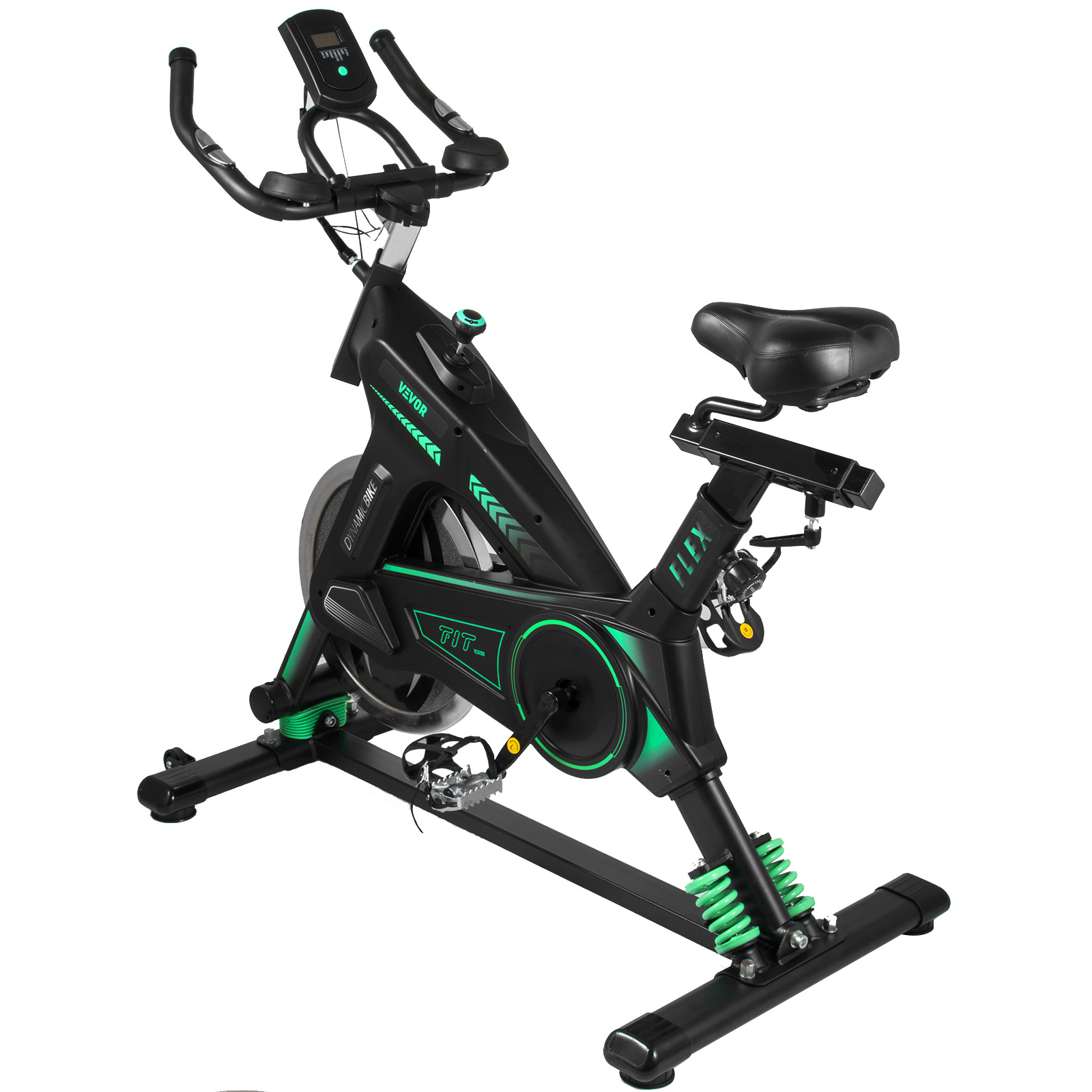 Multi-style-Magnetic-Exercise-Bike-office-Bicycle-under-Desk-Fitness-Cardio miniature 144