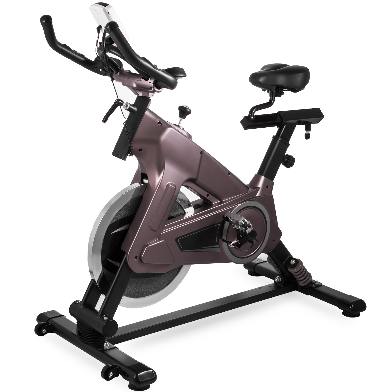 Multi-style-Magnetic-Exercise-Bike-office-Bicycle-under-Desk-Fitness-Cardio miniature 145