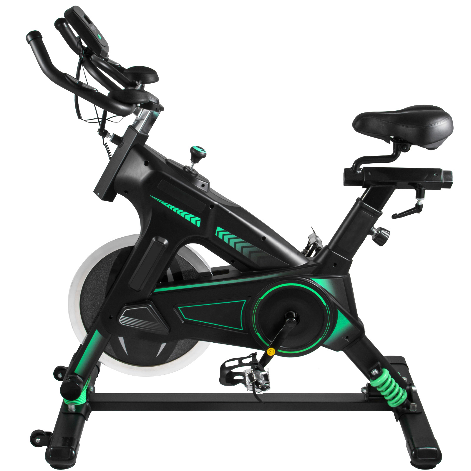 Multi-style-Magnetic-Exercise-Bike-office-Bicycle-under-Desk-Fitness-Cardio miniature 166