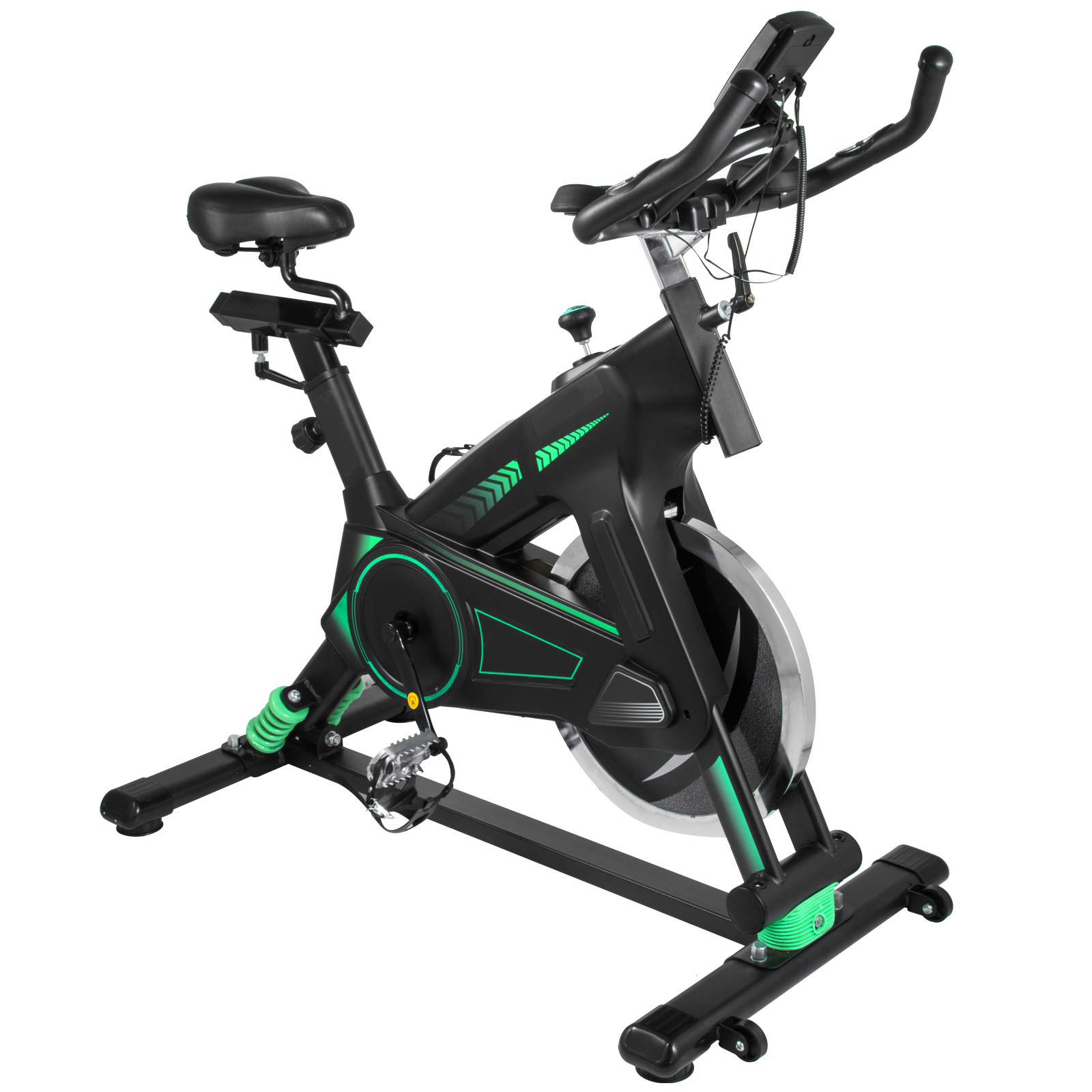 Multi-style-Magnetic-Exercise-Bike-office-Bicycle-under-Desk-Fitness-Cardio miniature 165