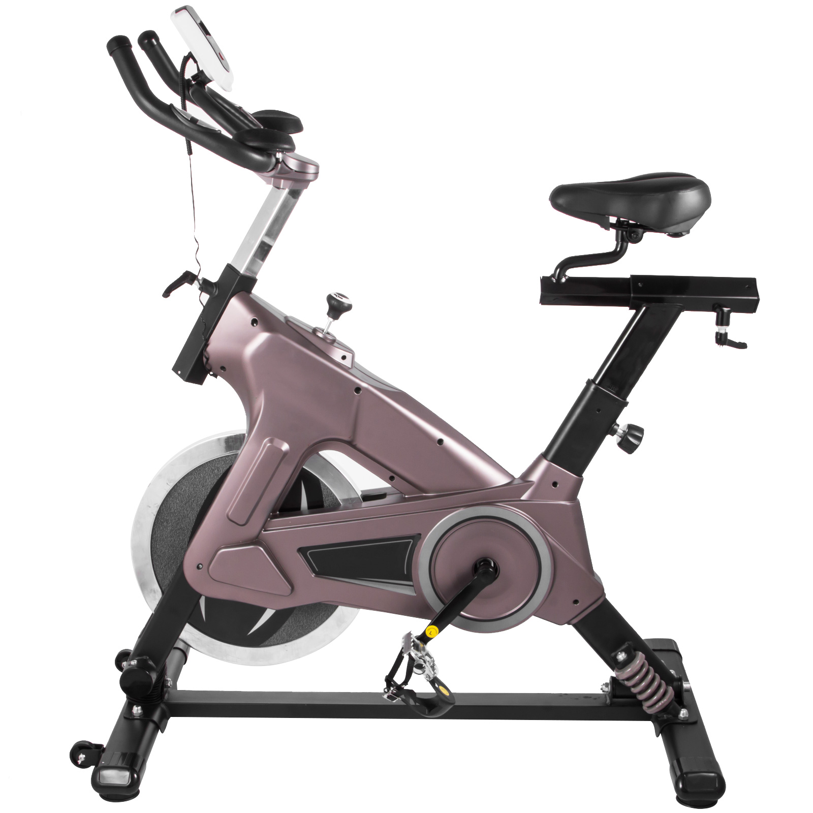 Multi-style-Magnetic-Exercise-Bike-office-Bicycle-under-Desk-Fitness-Cardio miniature 178