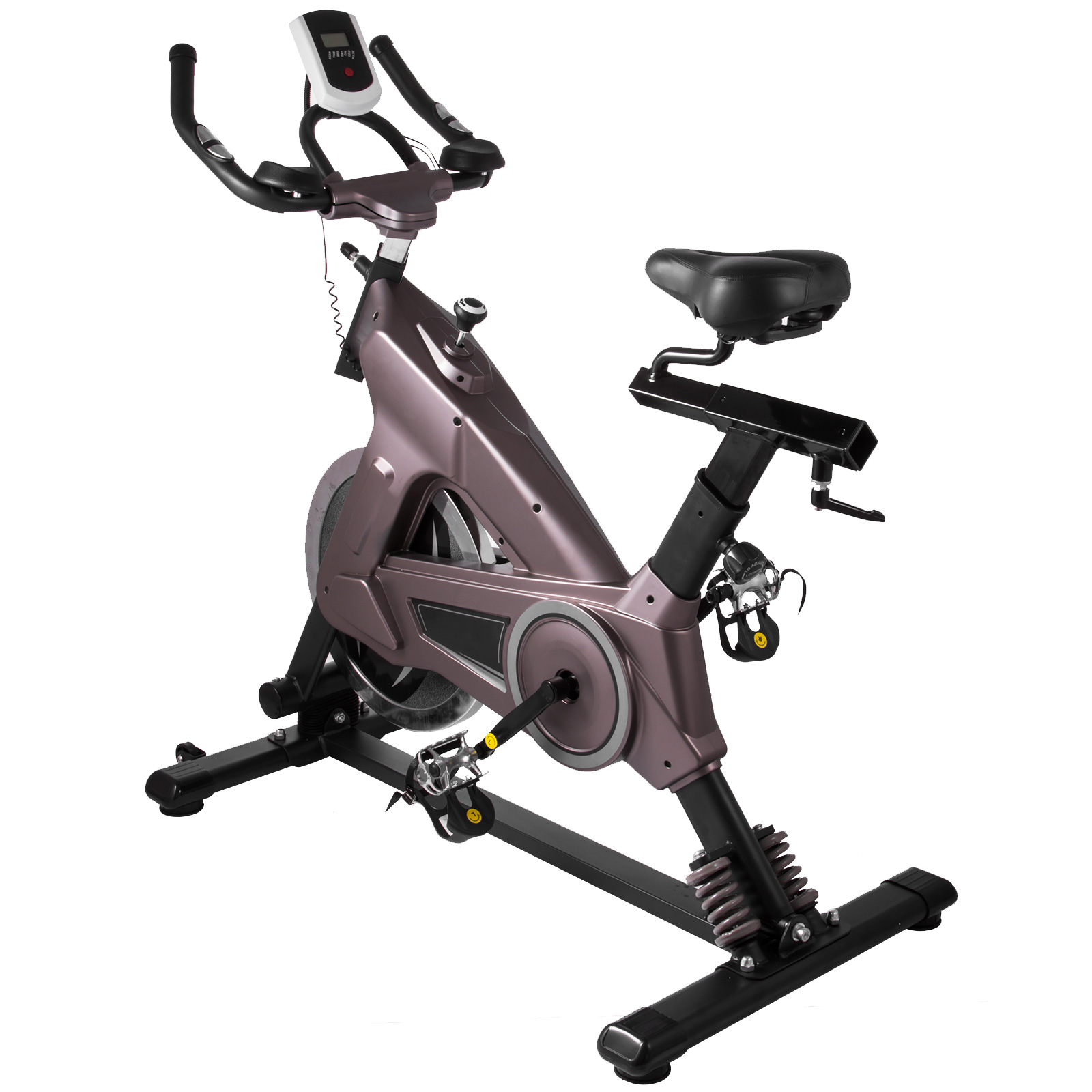 Multi-style-Magnetic-Exercise-Bike-office-Bicycle-under-Desk-Fitness-Cardio miniature 179