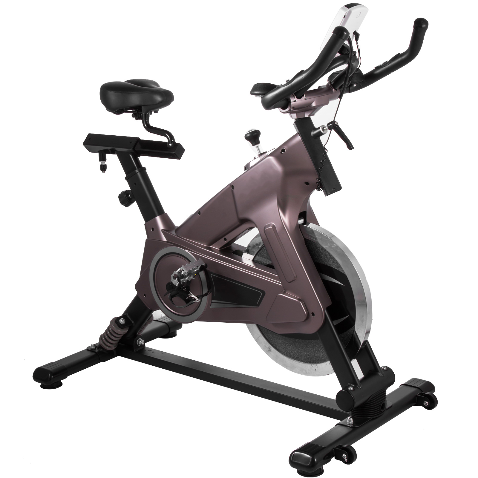 Multi-style-Magnetic-Exercise-Bike-office-Bicycle-under-Desk-Fitness-Cardio miniature 177