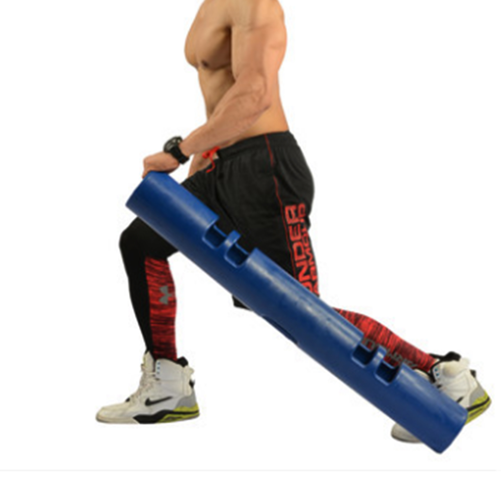 Vipr-Fitpro-Fitness-Tube-Loaded-Movement-Training-weightlifting-4-6-8-10-12-Kg thumbnail 48