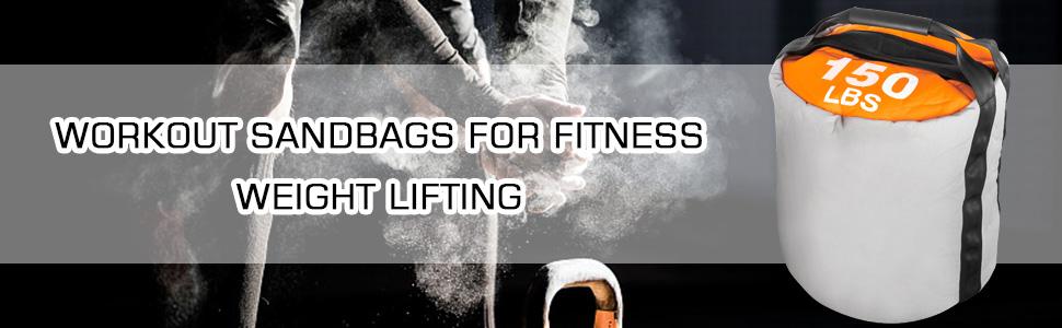 Workout Sandbag,For Fitness,No Leakage,