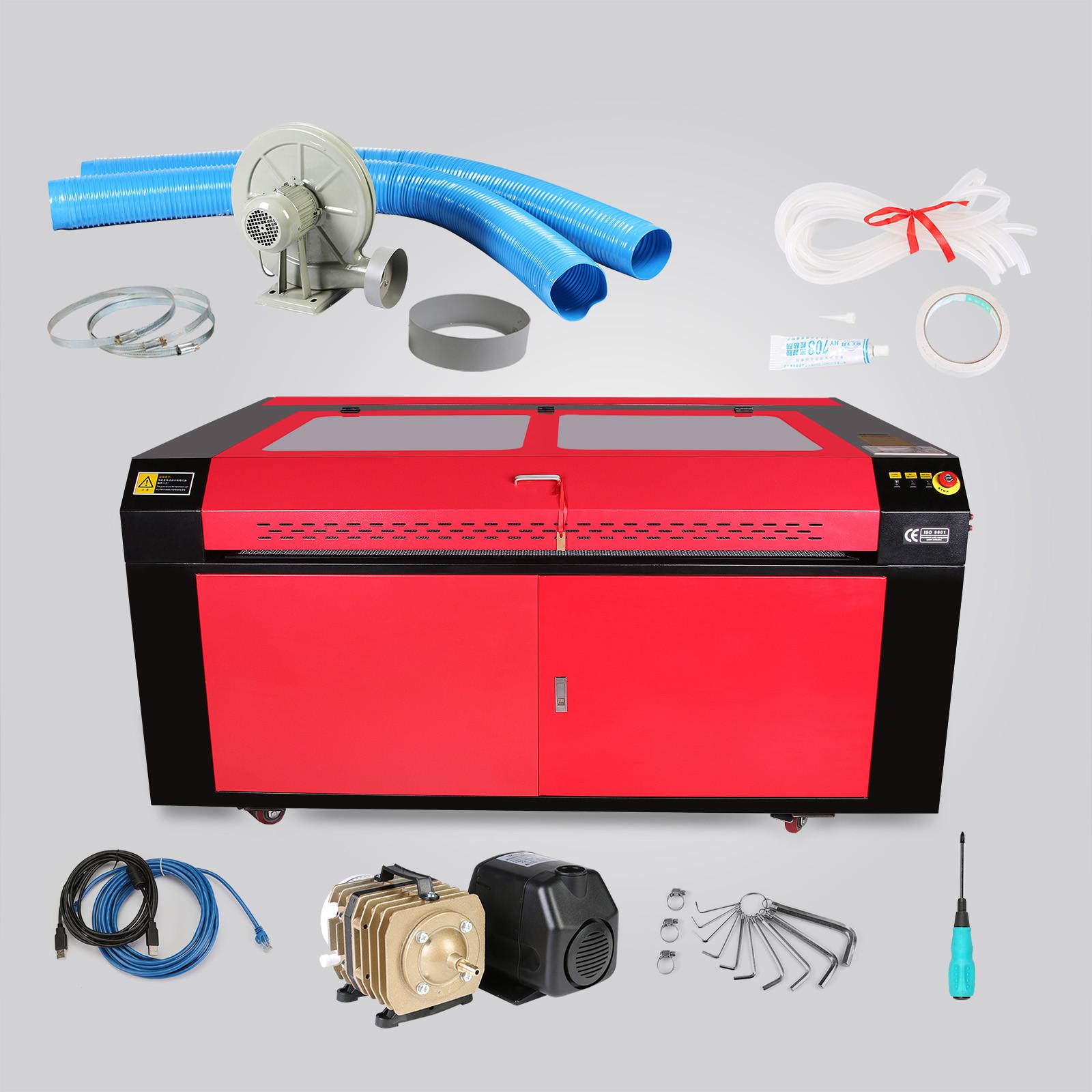 Macchina-per-Incisione-Laser-CO2-40-130W-Asse-Rotante-Tagliatrice-Incisore miniatura 72