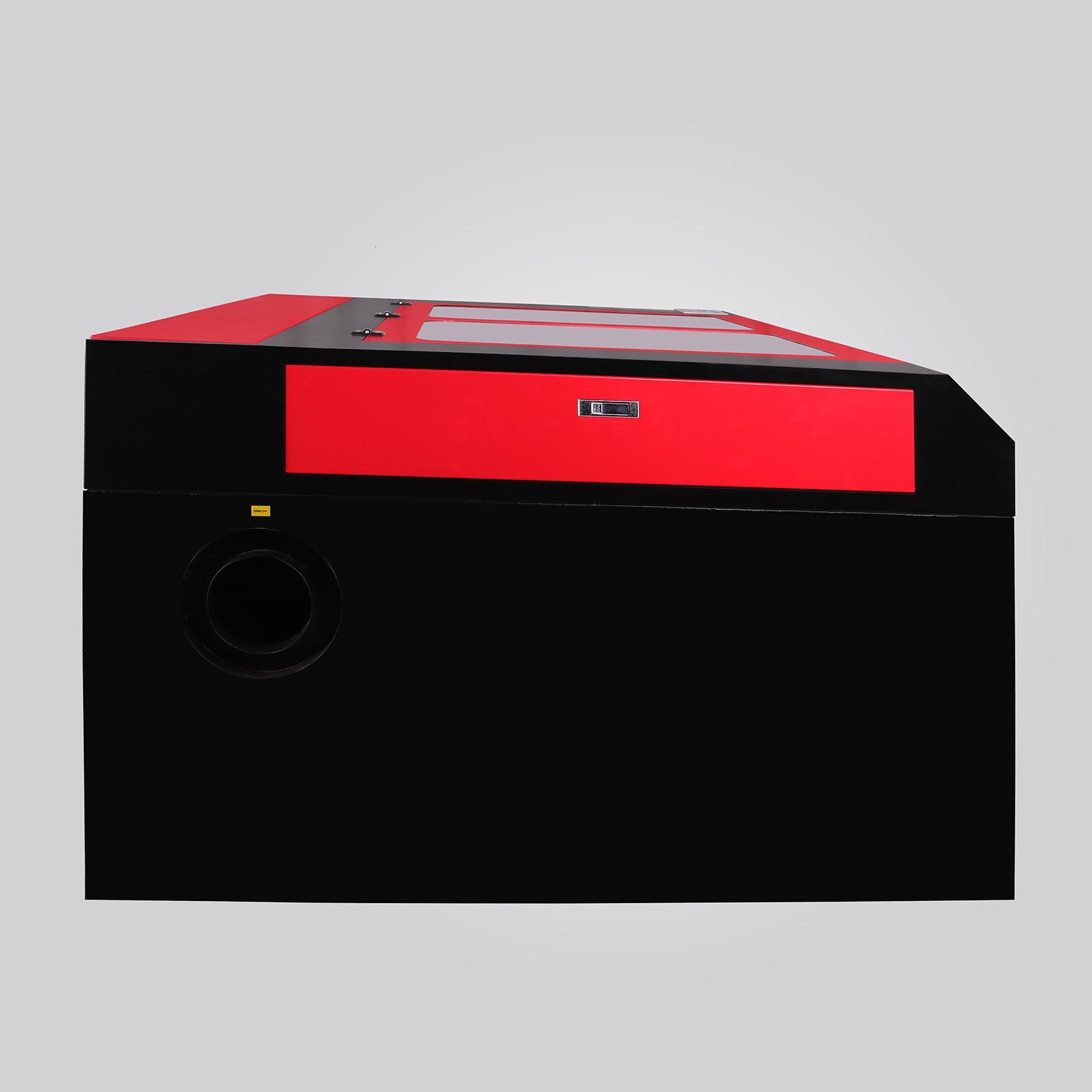 Macchina-per-Incisione-Laser-CO2-40-130W-Asse-Rotante-Tagliatrice-Incisore miniatura 75