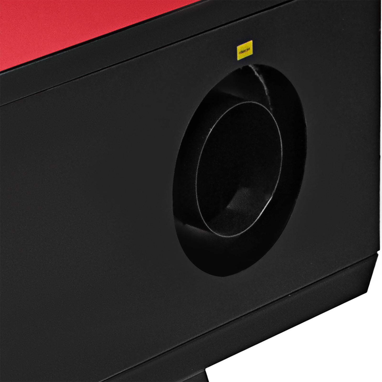 Macchina-per-Incisione-Laser-CO2-40-130W-Asse-Rotante-Tagliatrice-Incisore miniatura 58