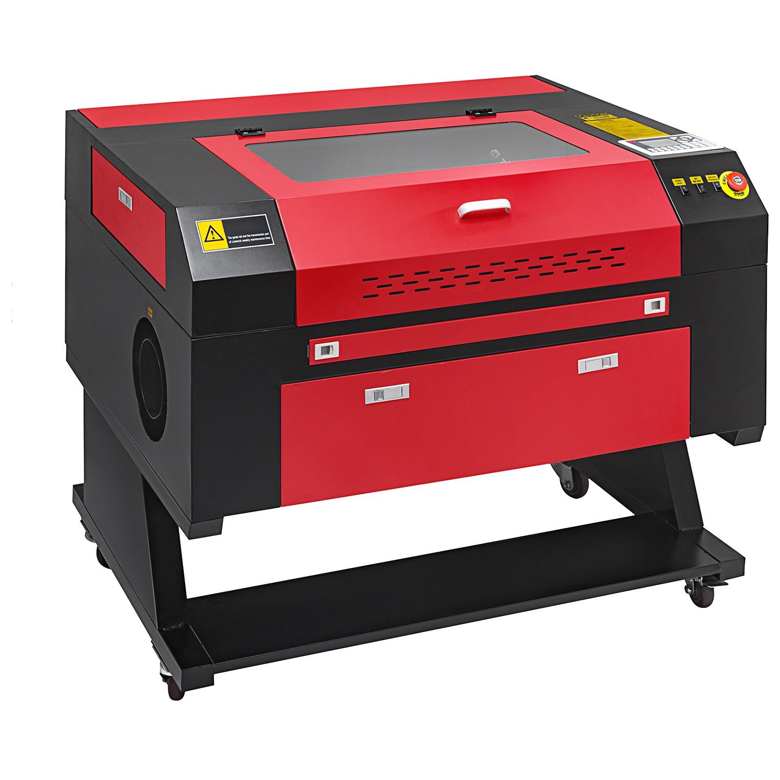 Macchina-per-Incisione-Laser-CO2-40-130W-Asse-Rotante-Tagliatrice-Incisore miniatura 49