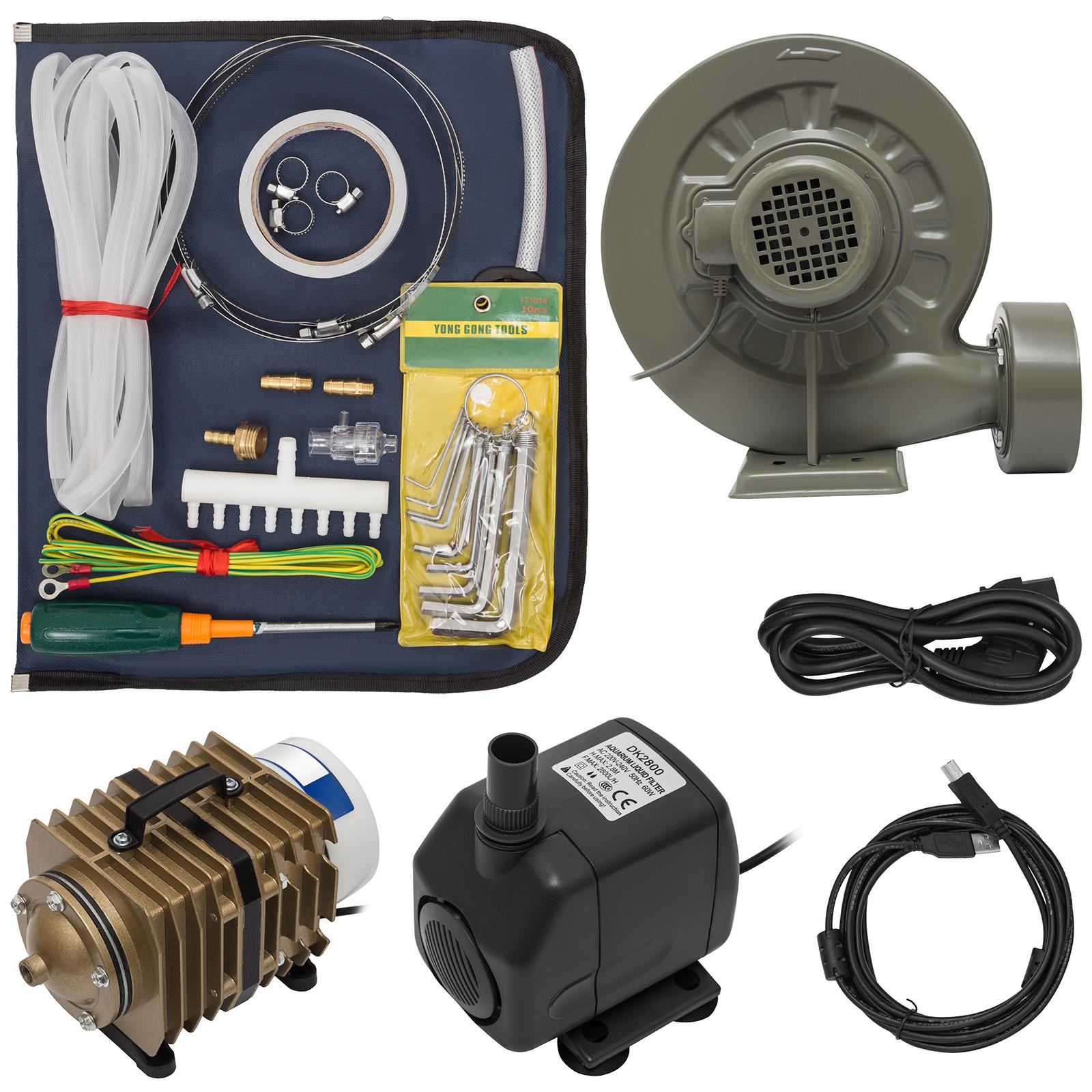 Macchina-per-Incisione-Laser-CO2-40-130W-Asse-Rotante-Tagliatrice-Incisore miniatura 53