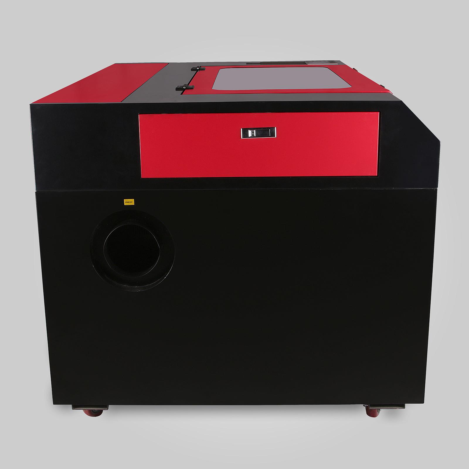 Macchina-per-Incisione-Laser-CO2-40-130W-Asse-Rotante-Tagliatrice-Incisore miniatura 62