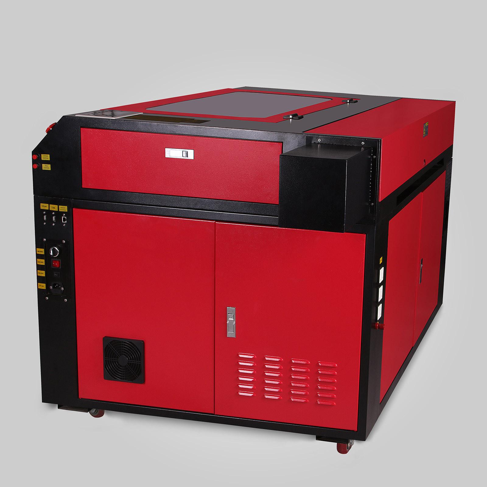 Macchina-per-Incisione-Laser-CO2-40-130W-Asse-Rotante-Tagliatrice-Incisore miniatura 63