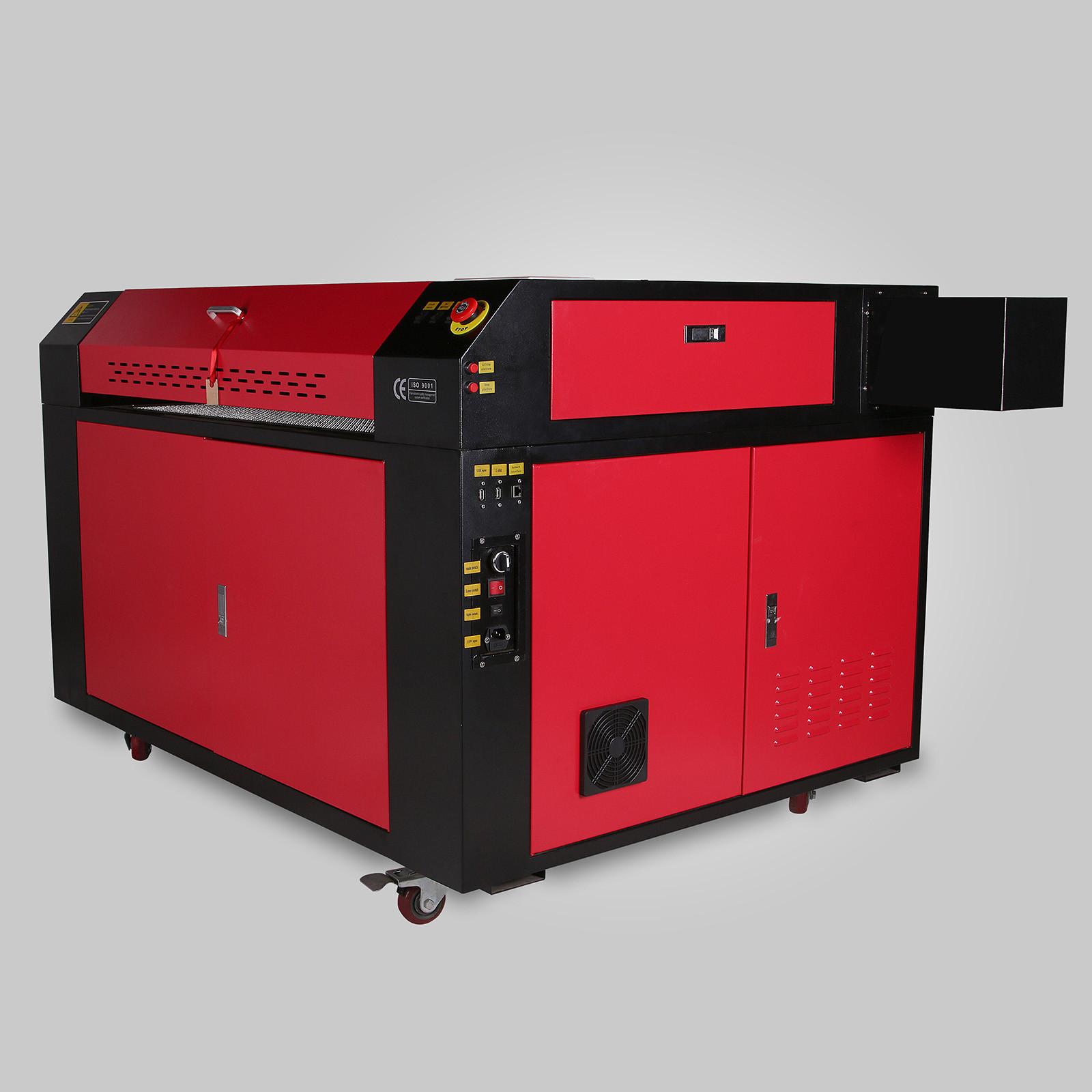 Macchina-per-Incisione-Laser-CO2-40-130W-Asse-Rotante-Tagliatrice-Incisore miniatura 64