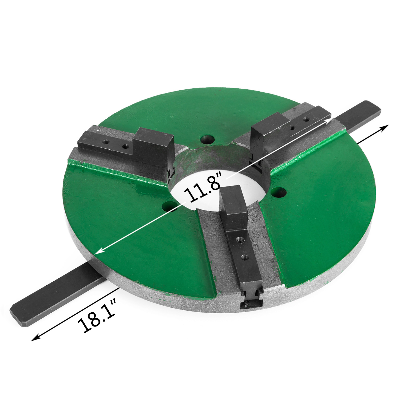 3-Jaw-Table-Chuck-Reversible-WP-200-WP-300-Clamping-Self-Centering-Welding thumbnail 26