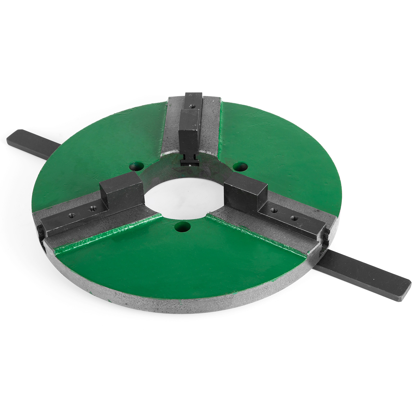 3-Jaw-Table-Chuck-Reversible-WP-200-WP-300-Clamping-Self-Centering-Welding thumbnail 28