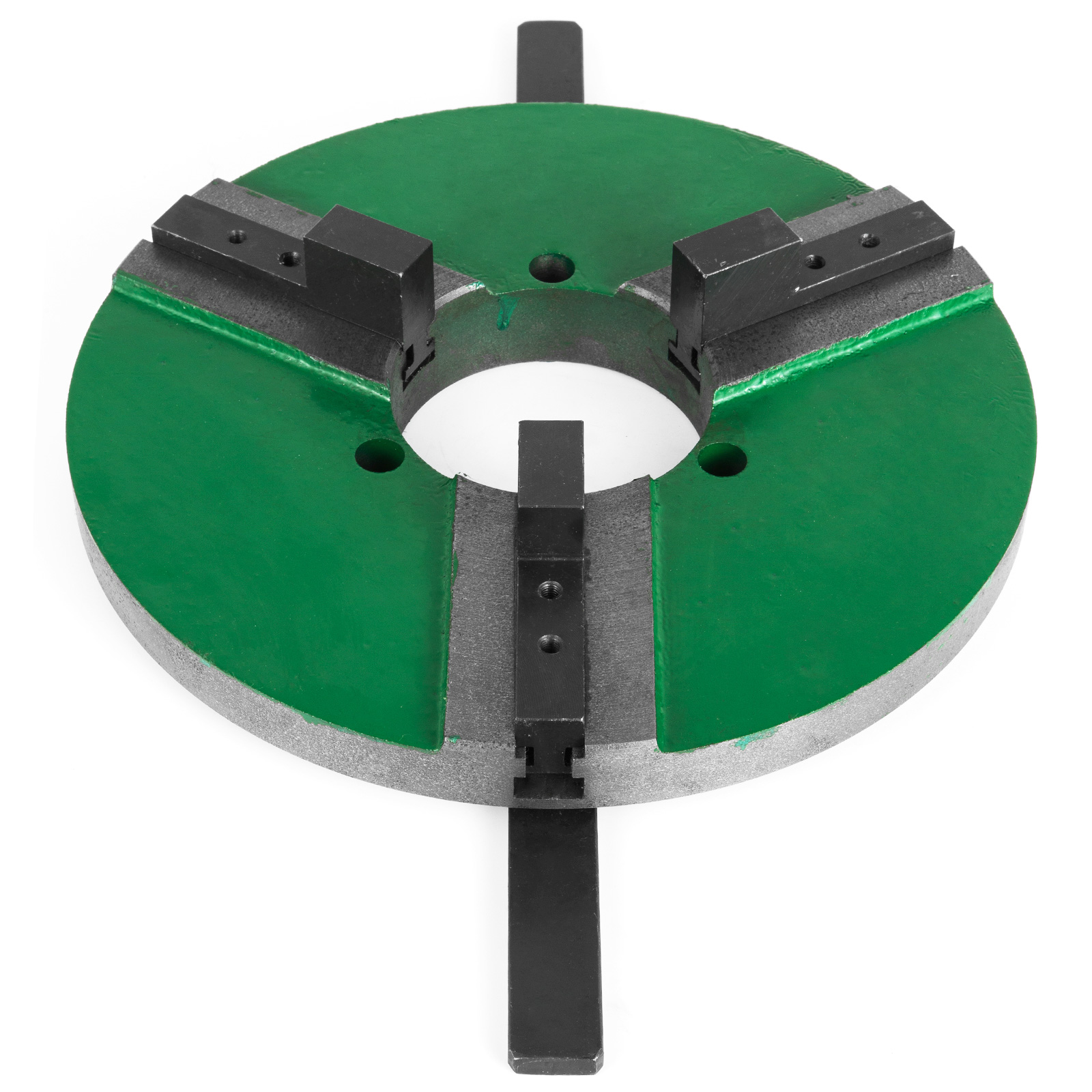 3-Jaw-Table-Chuck-Reversible-WP-200-WP-300-Clamping-Self-Centering-Welding thumbnail 29