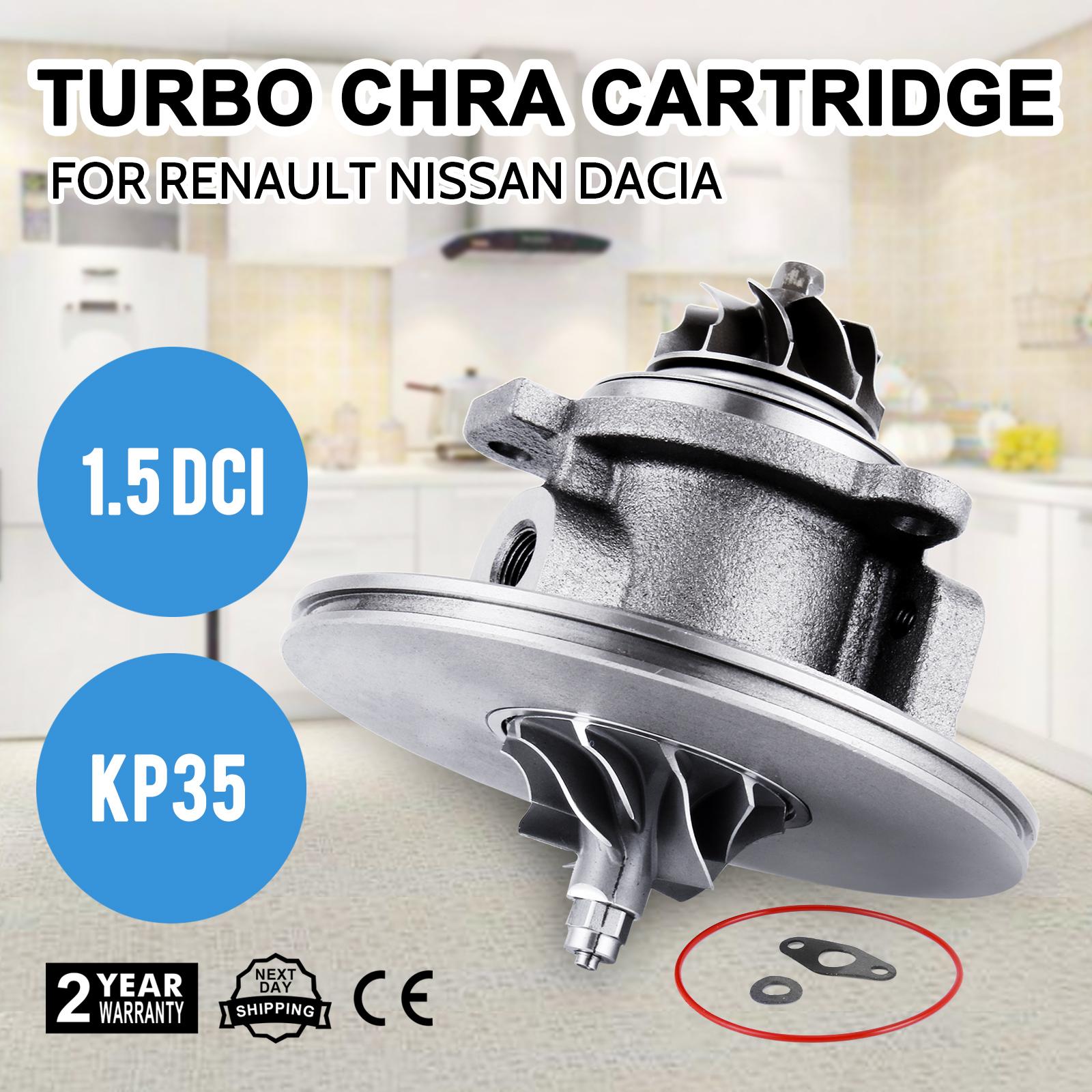 turbo chra cartridge for renault clio ii 1 5 dci k9k 700. Black Bedroom Furniture Sets. Home Design Ideas