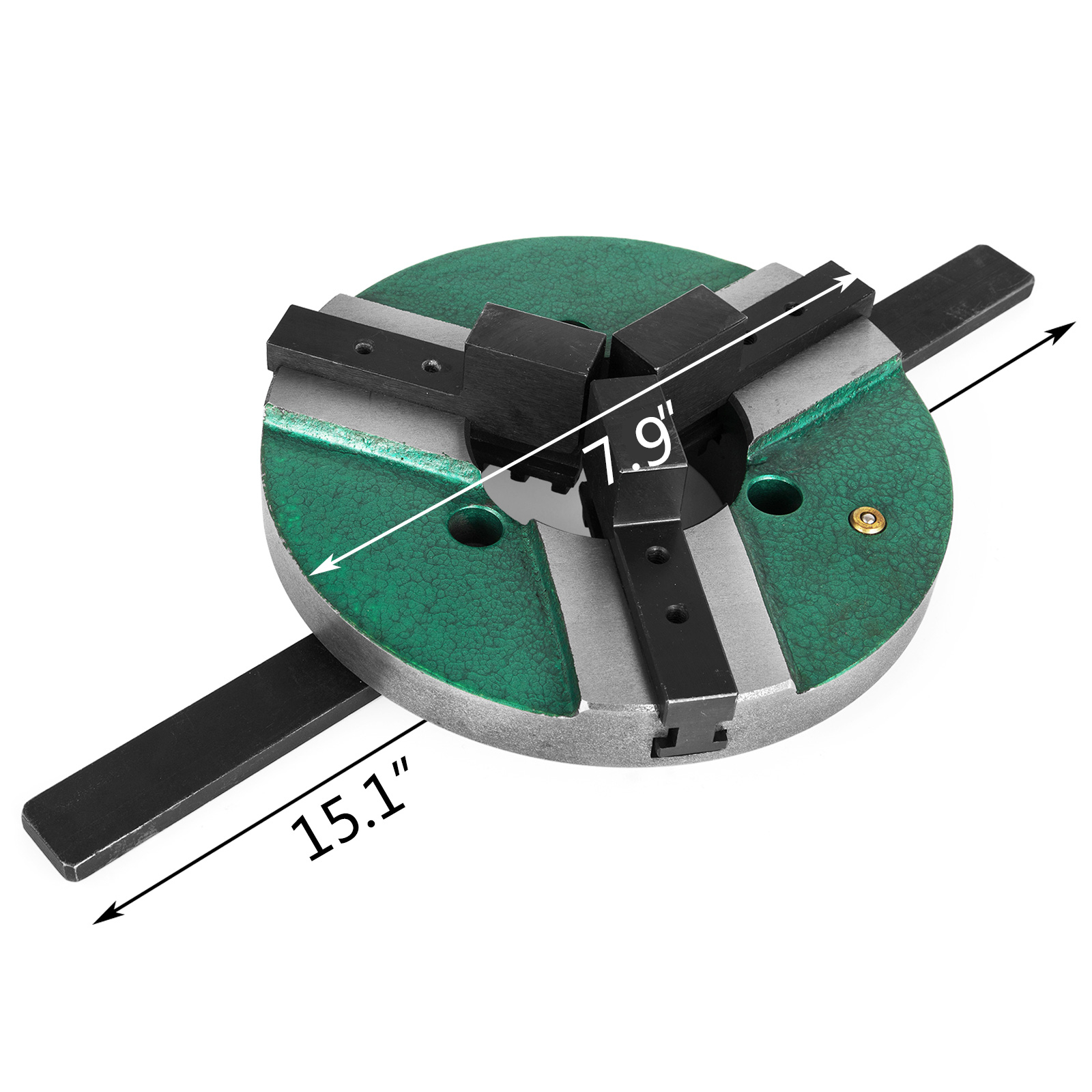 3-Jaw-Table-Chuck-Reversible-WP-200-WP-300-Clamping-Self-Centering-Welding thumbnail 14
