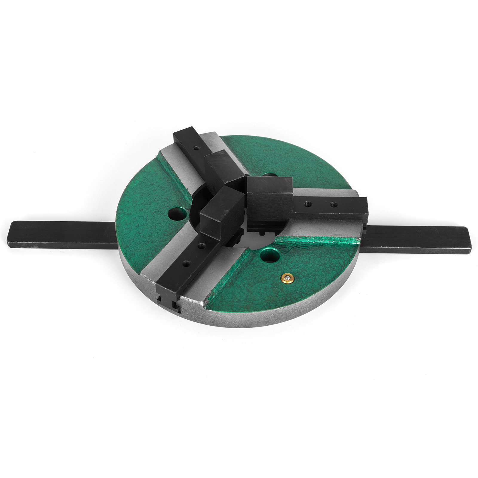 3-Jaw-Table-Chuck-Reversible-WP-200-WP-300-Clamping-Self-Centering-Welding thumbnail 15