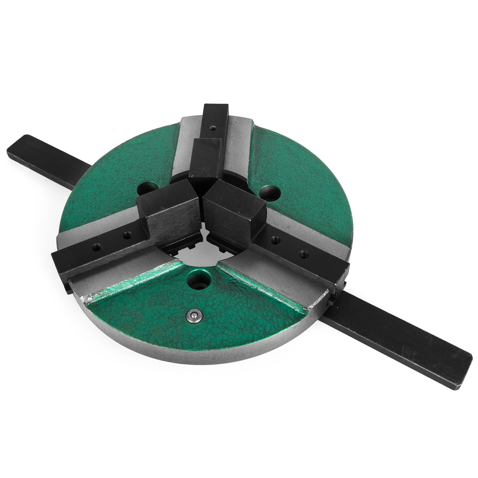 3-Jaw-Table-Chuck-Reversible-WP-200-WP-300-Clamping-Self-Centering-Welding thumbnail 16