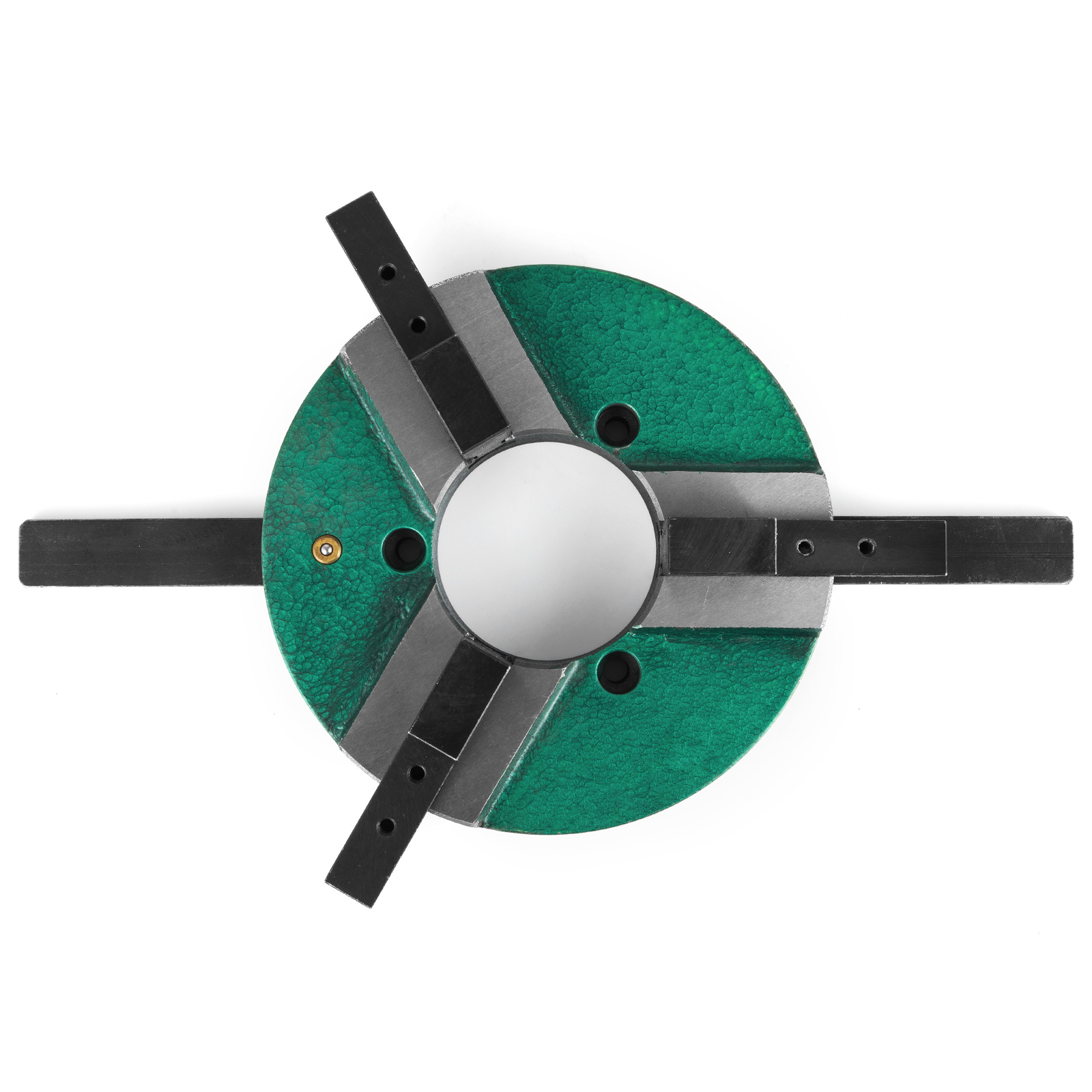 3-Jaw-Table-Chuck-Reversible-WP-200-WP-300-Clamping-Self-Centering-Welding thumbnail 19