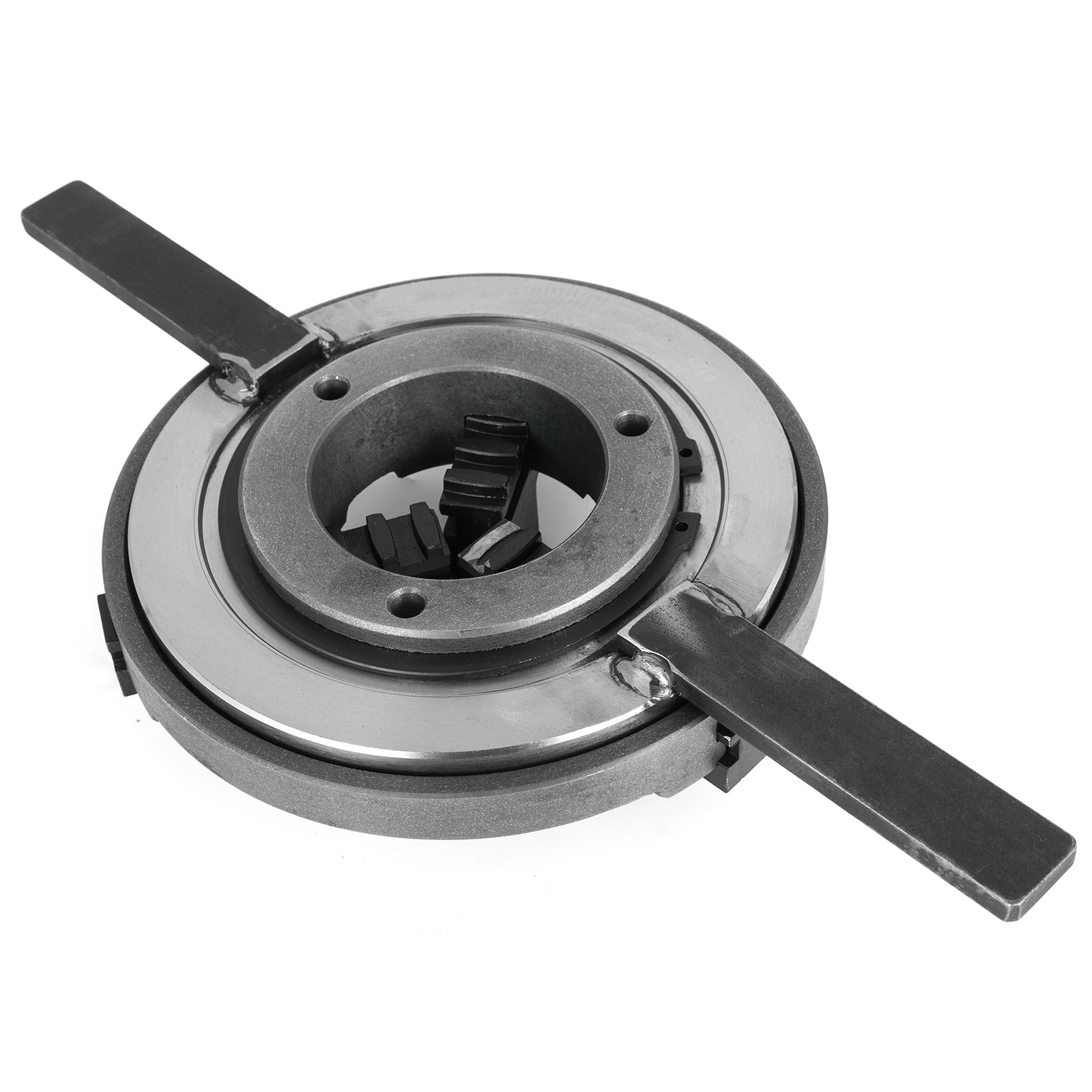3-Jaw-Table-Chuck-Reversible-WP-200-WP-300-Clamping-Self-Centering-Welding thumbnail 21