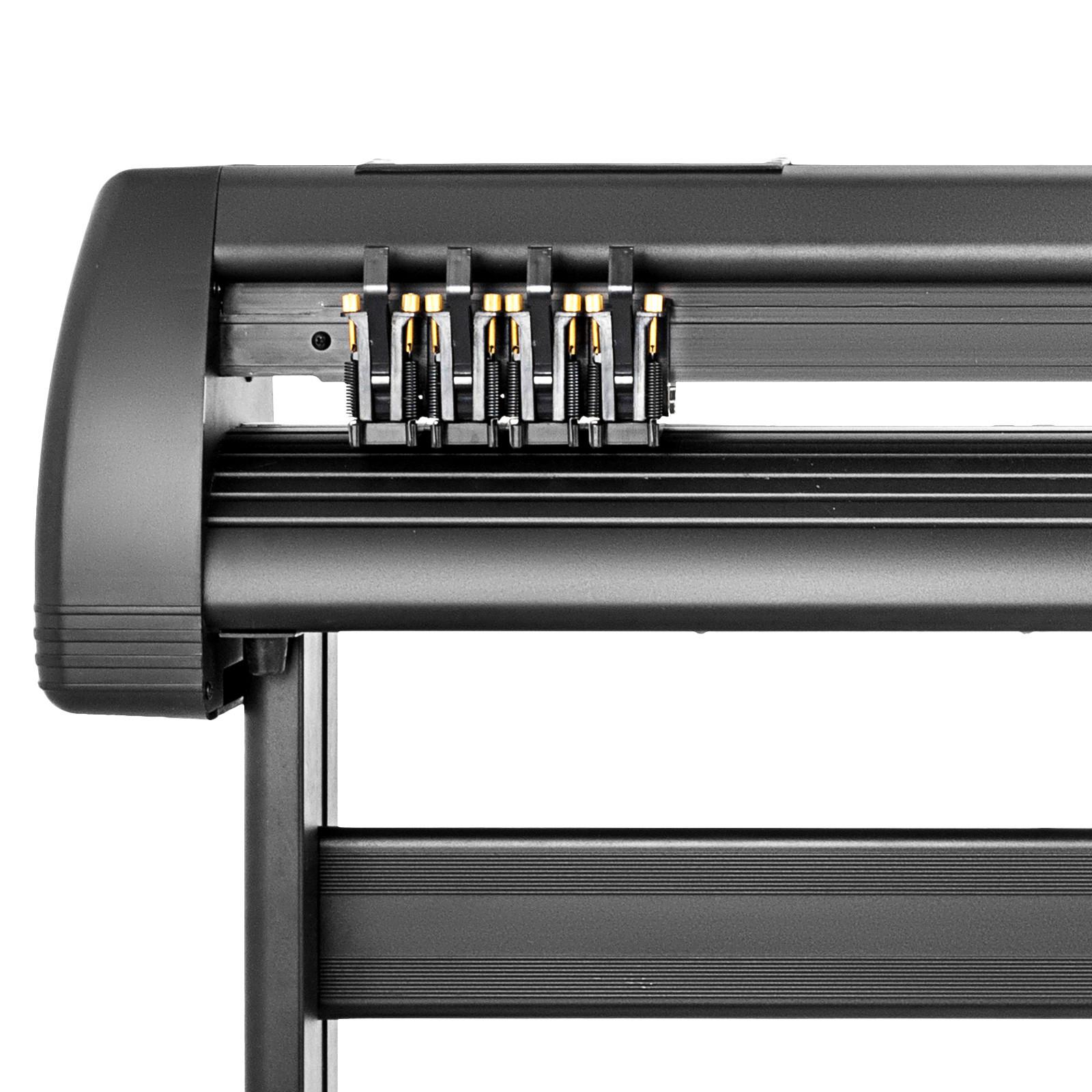 Vinyl-Cutter-Plotter-Cutting-14-28-34-53-inch-Art-Craft-Software-Stepper-motor thumbnail 54